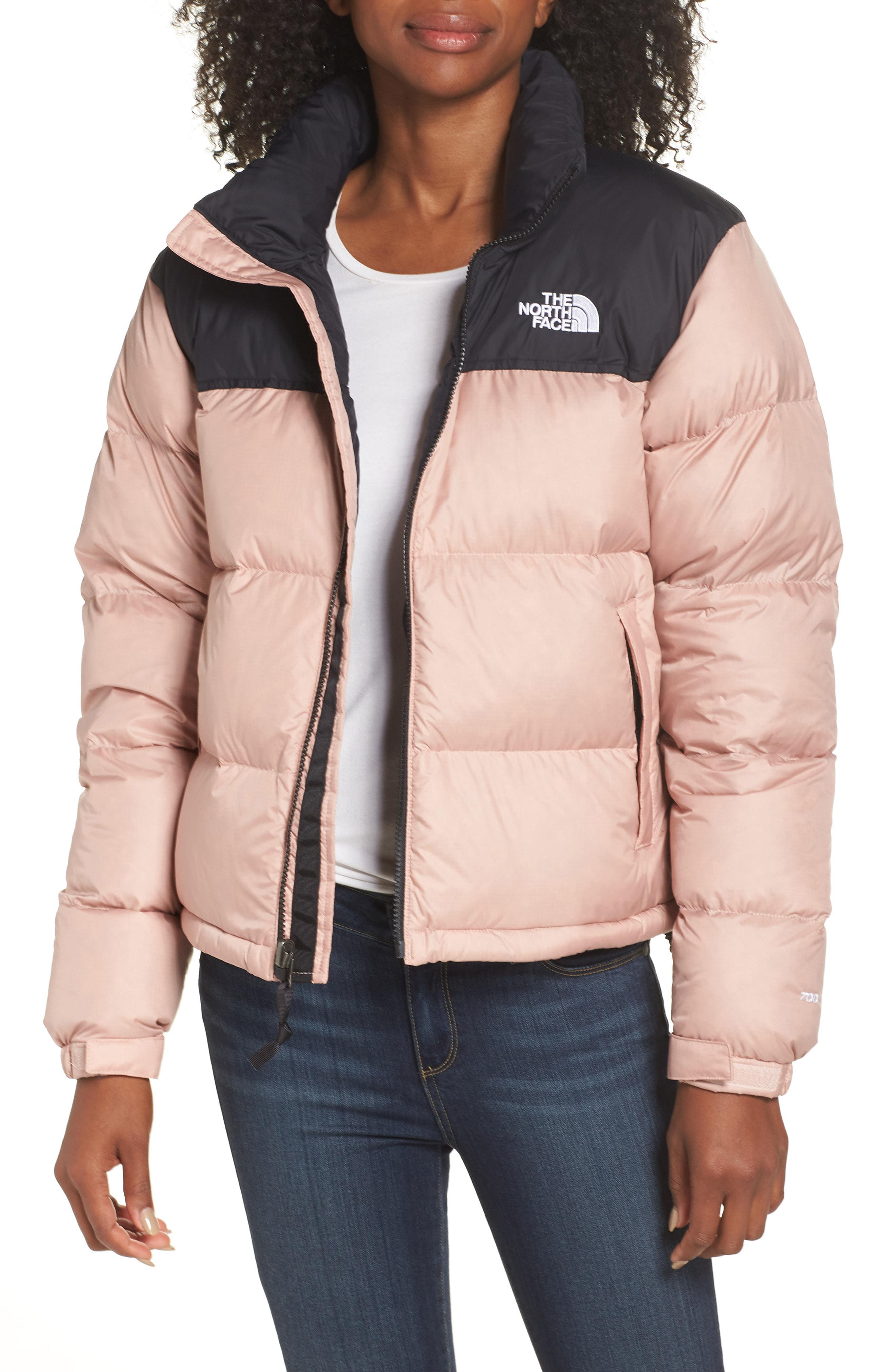 Lyst - The North Face Nuptse 1996 Packable Quilted Down Jacket in Black 29ce0e922