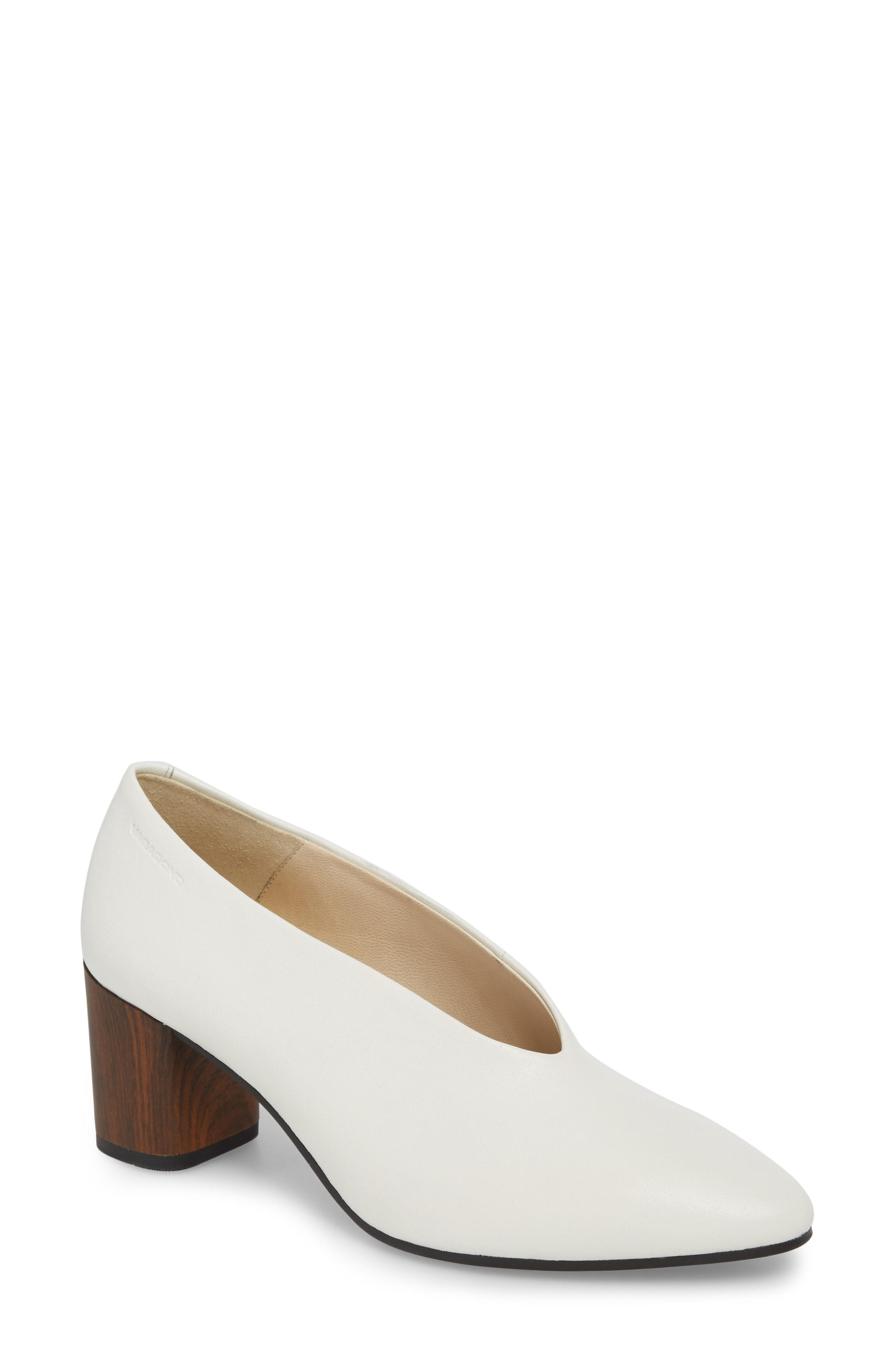 1f5c0413032 Vagabond Shoemakers Eve Pump in Natural - Lyst