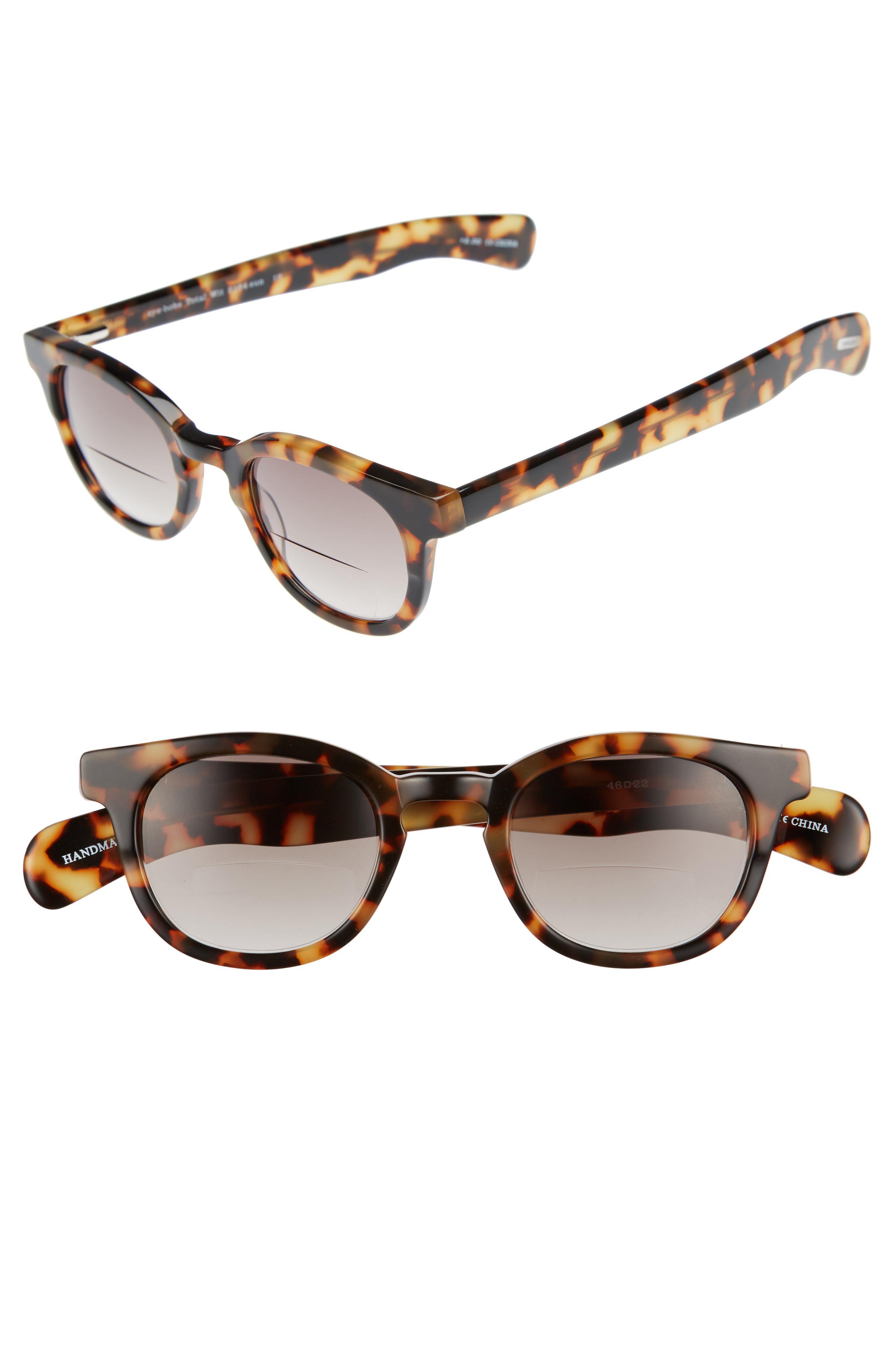5b9e5de2b7 Lyst - Eyebobs Total Wit 46mm Sunreader Reading Glasses - in Brown ...