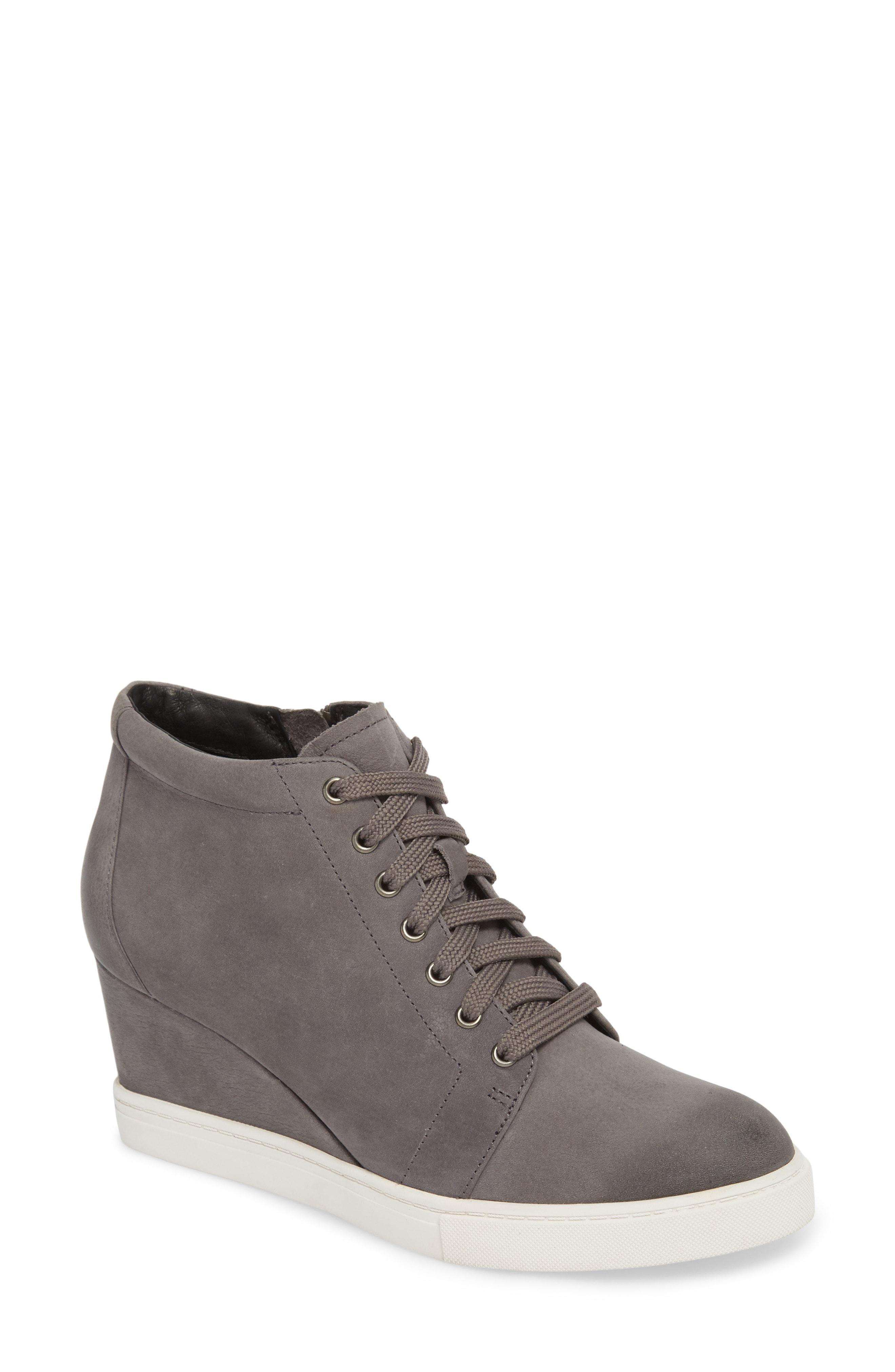 8593f7ddba6 Caslon Caslon Axel Wedge Sneaker in Brown - Lyst