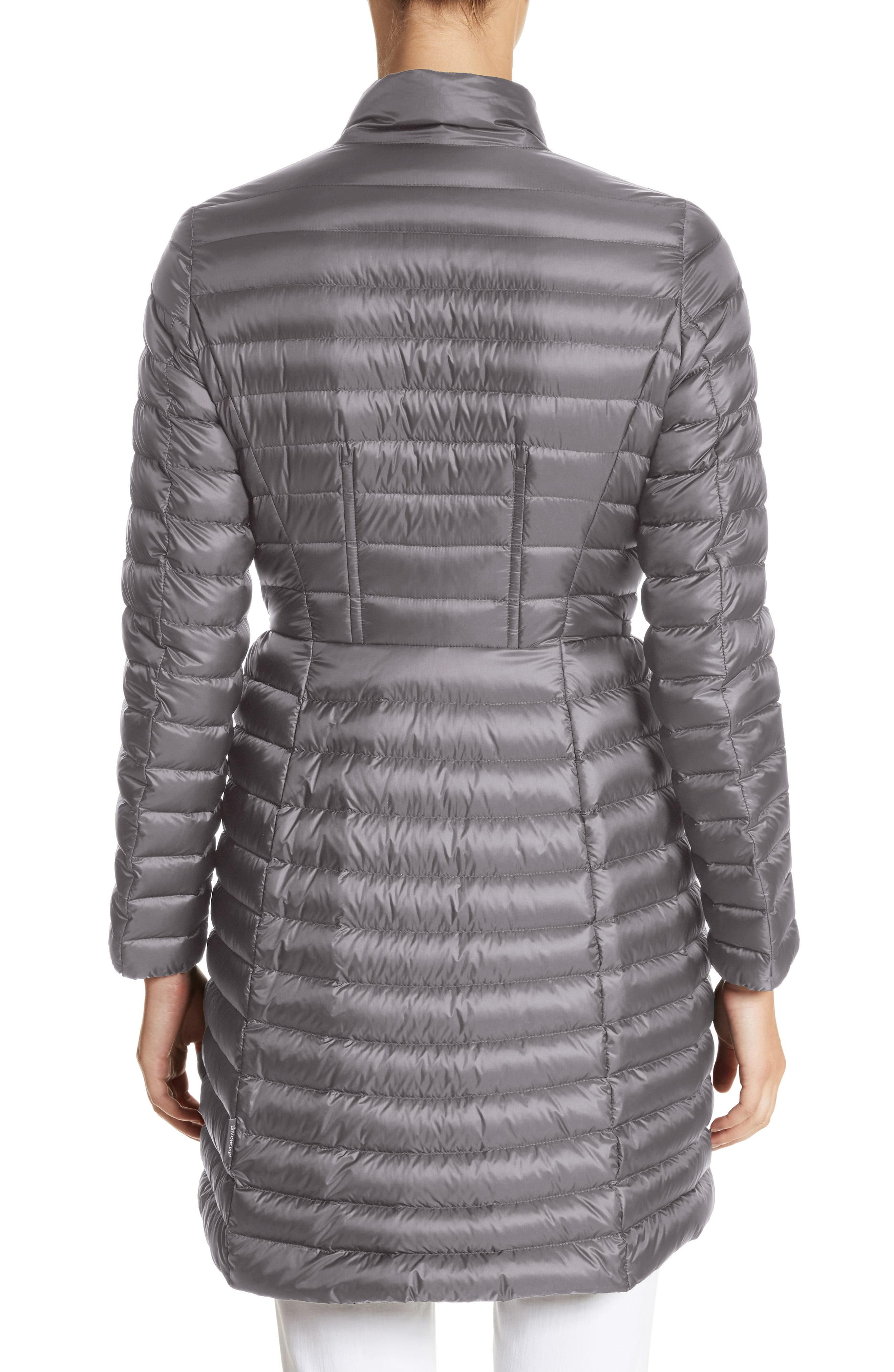 Agatelon Down Quilted Puffer Jacket