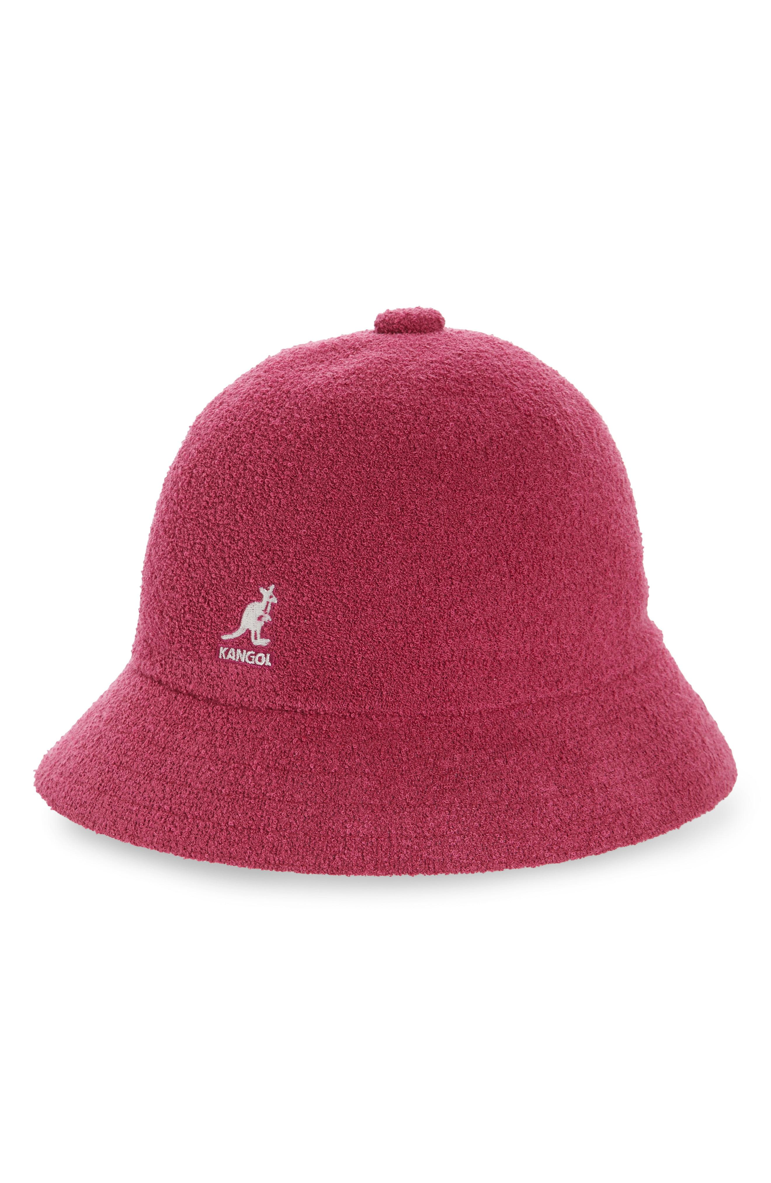 e8c996138a85 Lyst - Kangol Bermuda Casual Cloche Hat - in Red