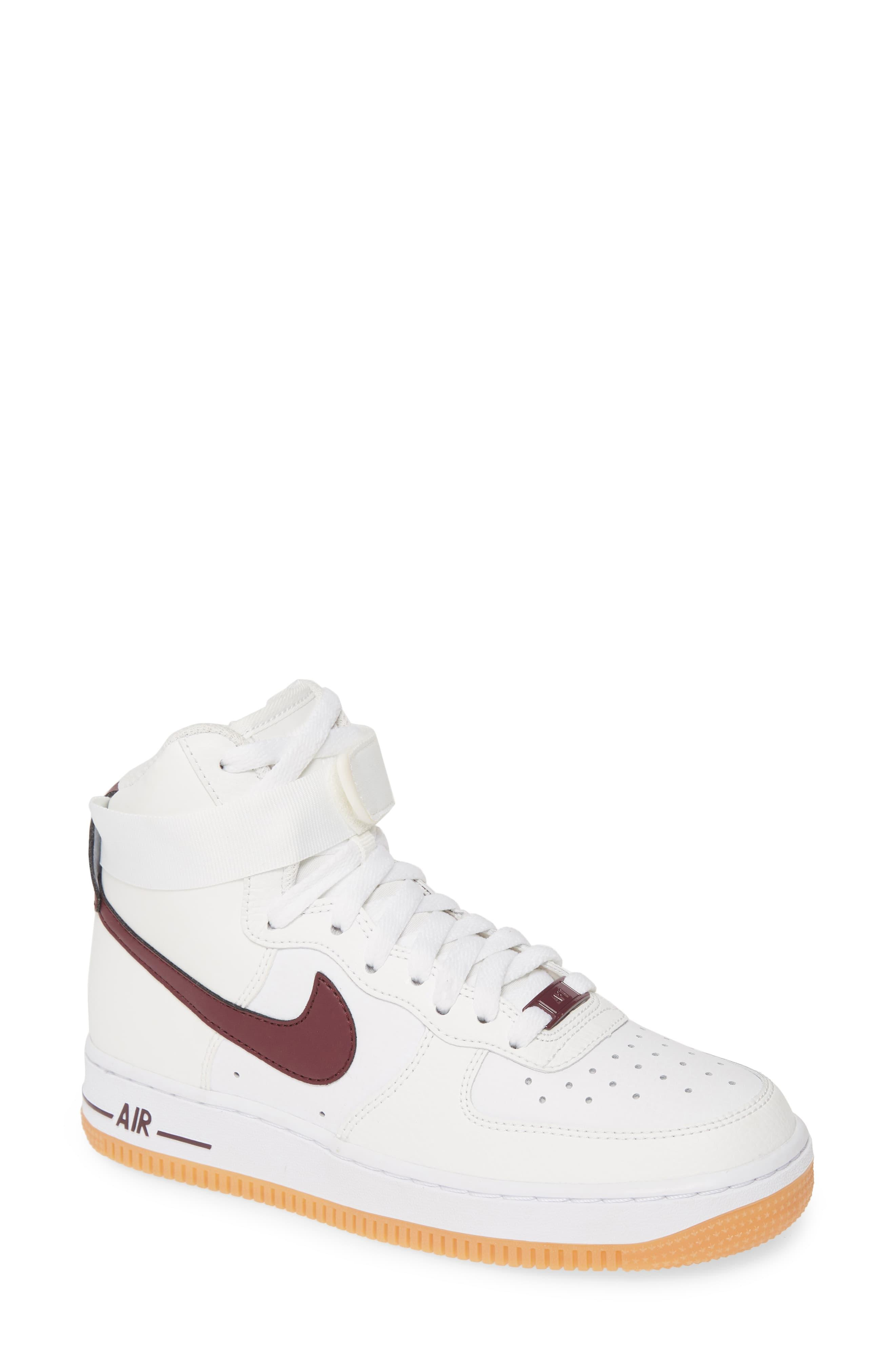 Nike Leather Air Force 1 High Top
