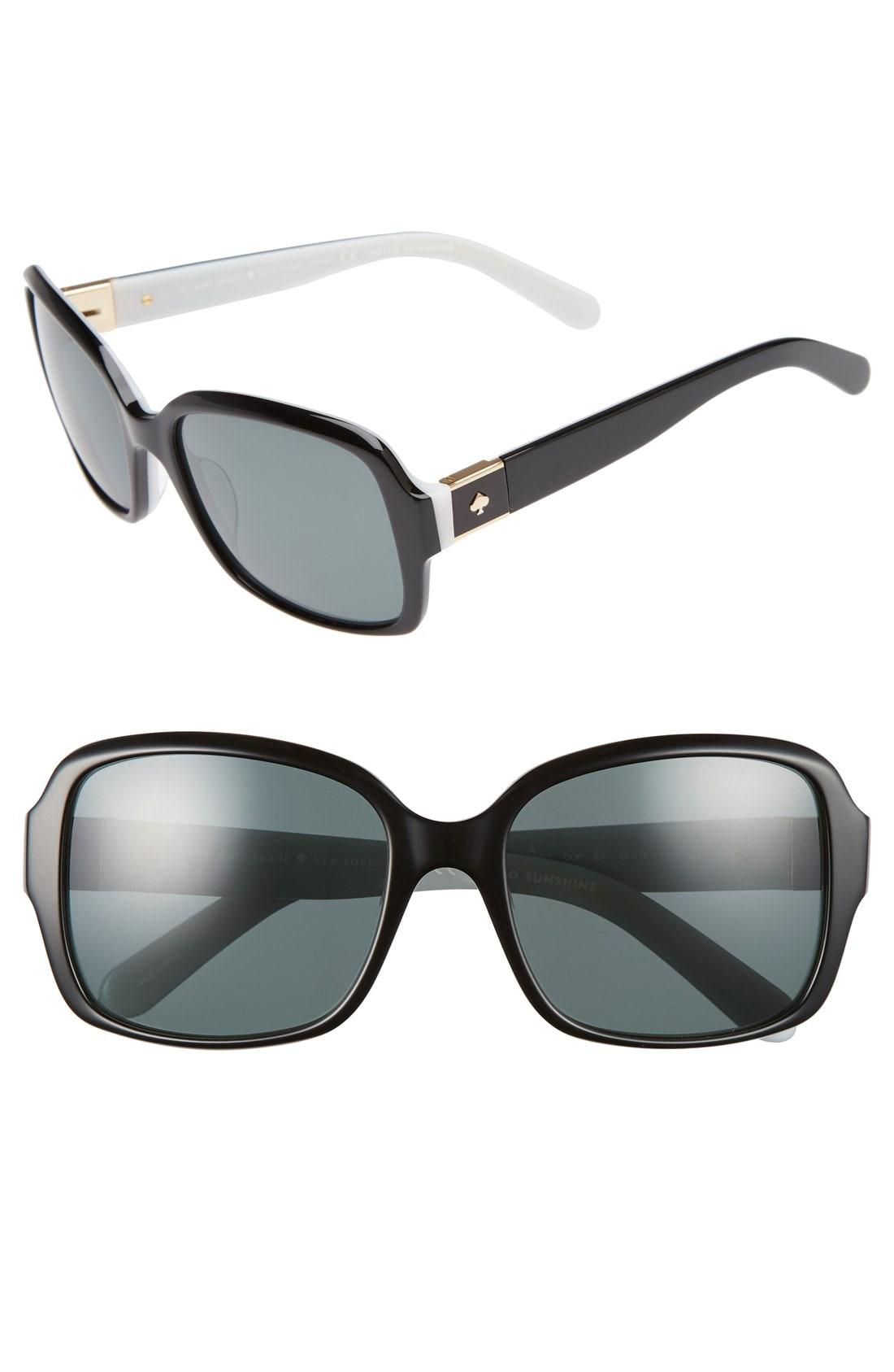 515dd974849 Kate Spade. Women s Annor 54mm Polarized Sunglasses -