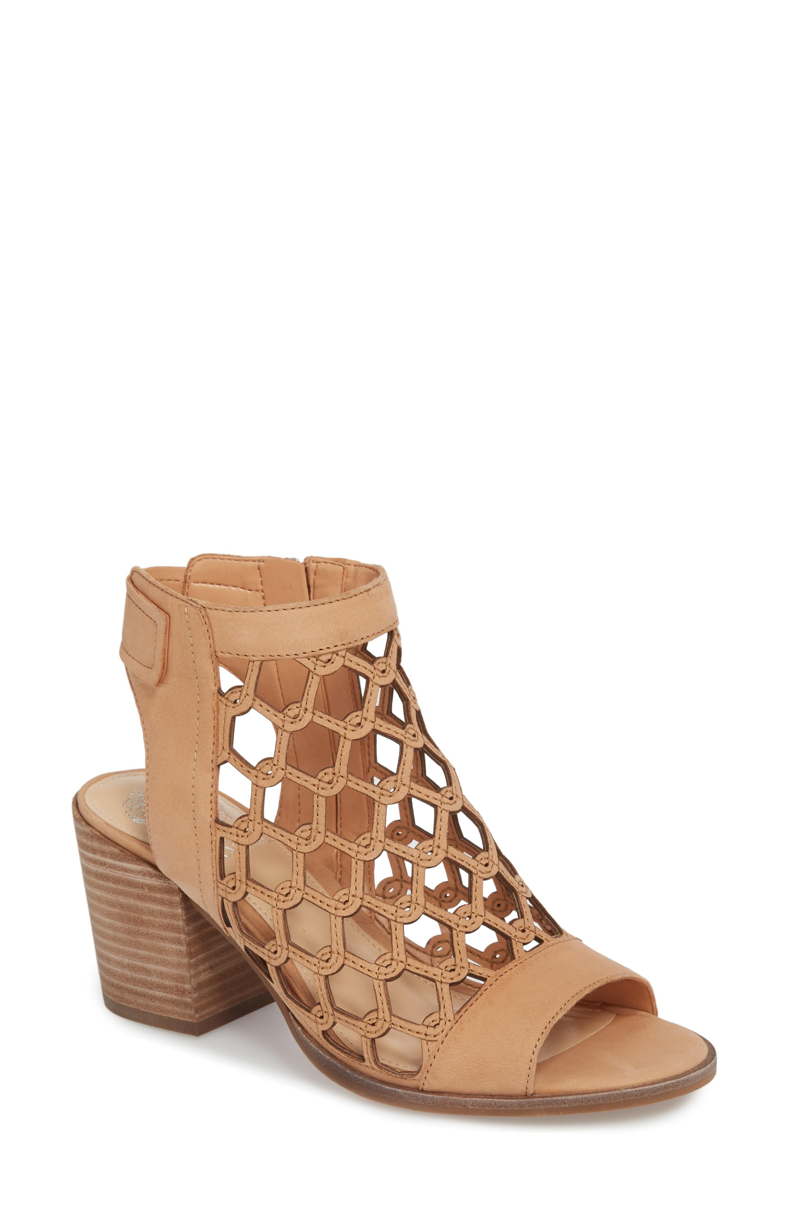 3bbd5b0bef3f Vince Camuto Lanaira Sandal in Brown - Lyst