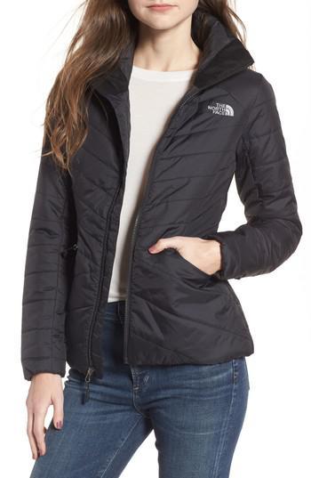 The North Face Moonlight Heatseeker Insulated Jacket In