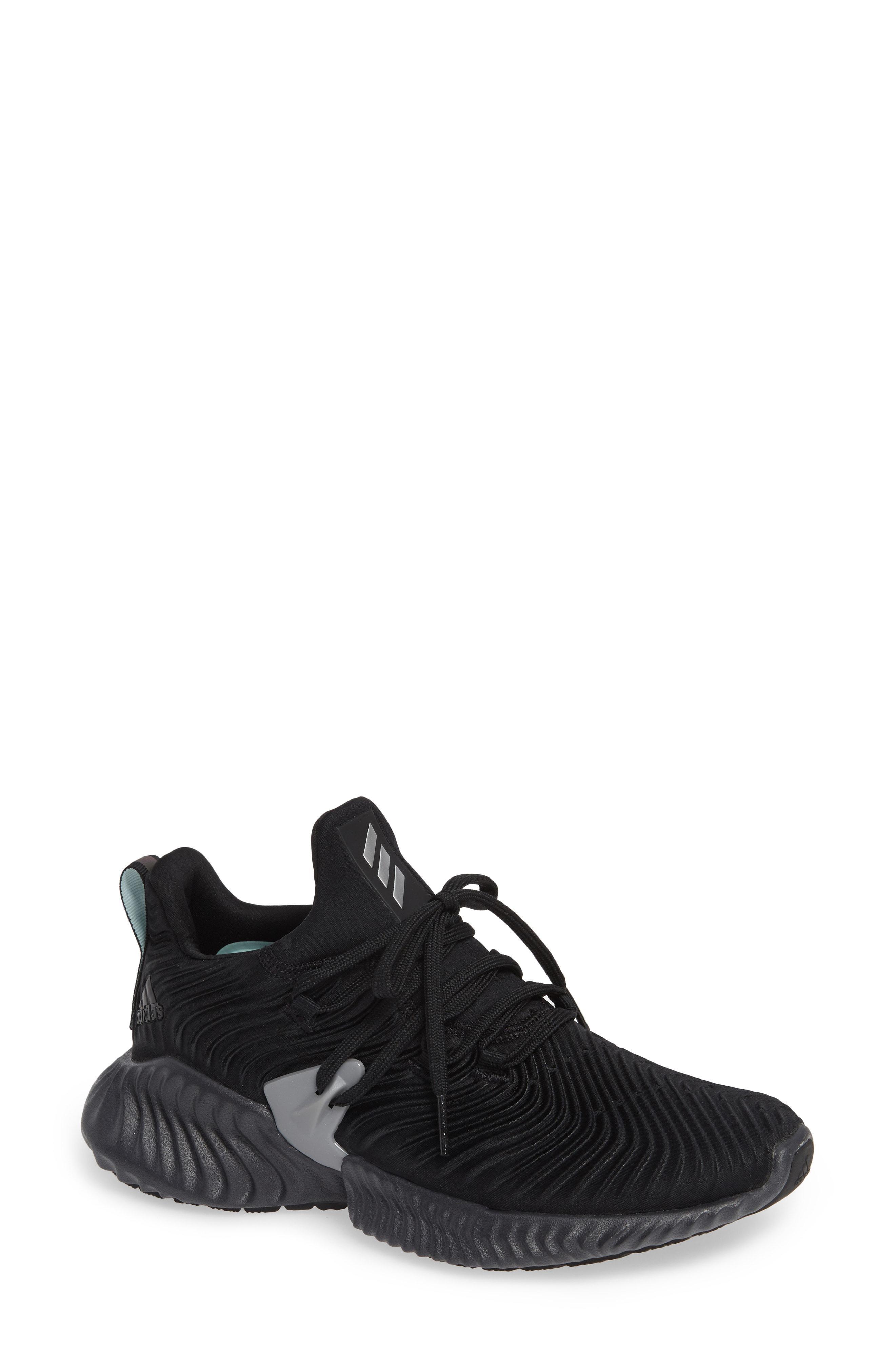 quality design bcadb 2f1eb Lyst - adidas Alphabounce Instinct Sneaker in Black