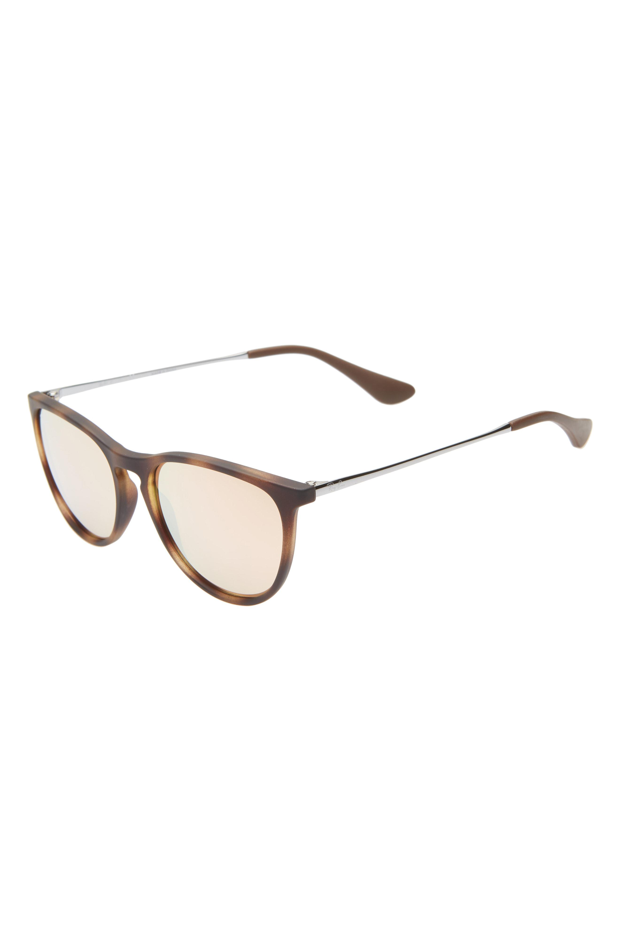 22dc6bff4a Lyst - Ray-Ban Ray-bay Junior Izzy 50mm Mirrored Sunglasses