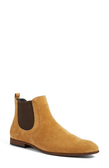 The Rail Brysen Chelsea Boot In Brown For Men Lyst