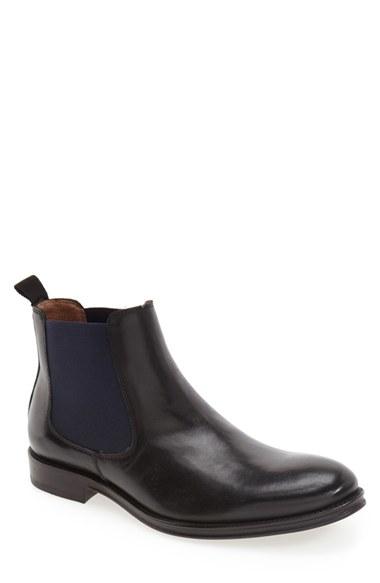 johnston murphy j m 1850 grayson chelsea boot in brown