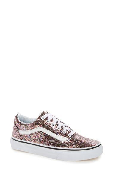 fashionablestyle purchase genuine dirt cheap Old Skool Glitter Sneaker