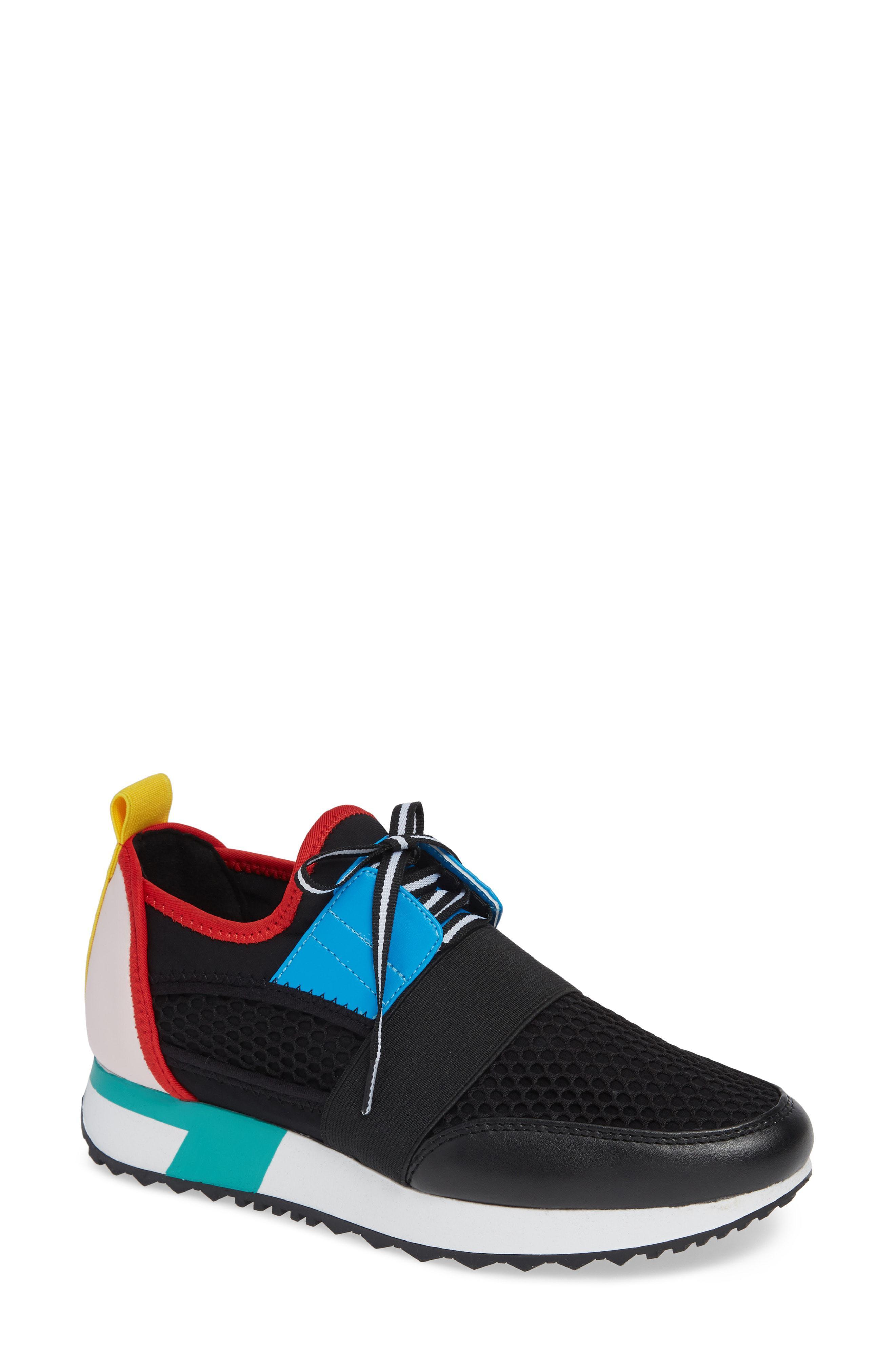 Steve Madden Antics Sneaker in Blue