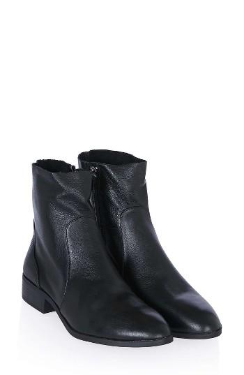 River Island Clean High Leg Boot