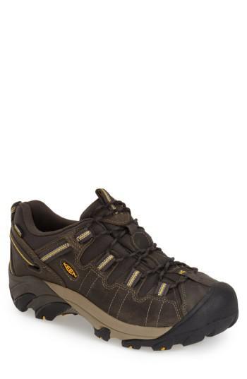 97da46456dc Lyst - Keen 'targhee Ii' Waterproof Hiking Shoe in Brown for Men