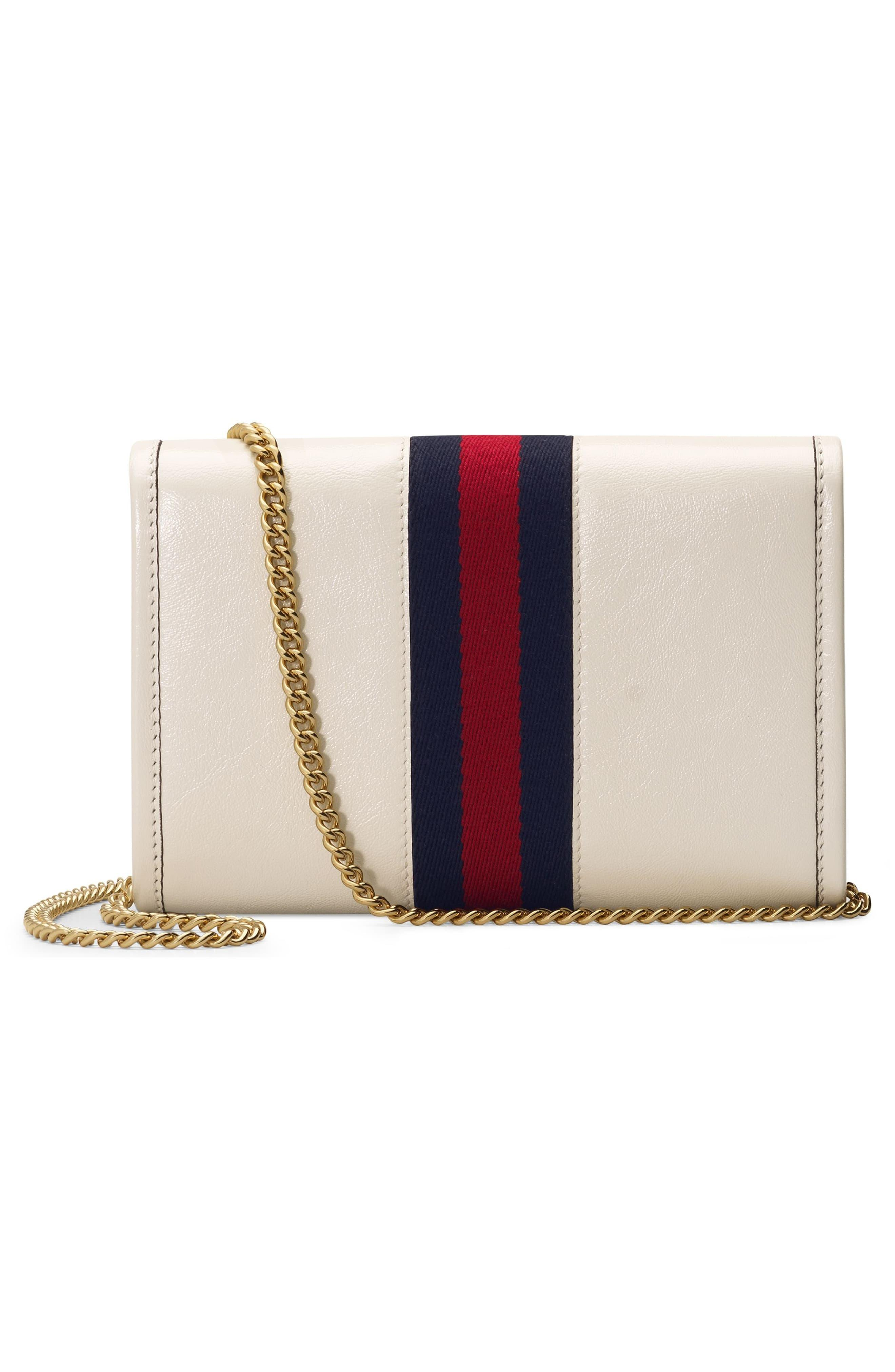 a82b4d79149789 ... Gucci - Multicolor Mini Rajah Leather Crossbody Bag - Lyst. Visit  Nordstrom. Tap to visit site
