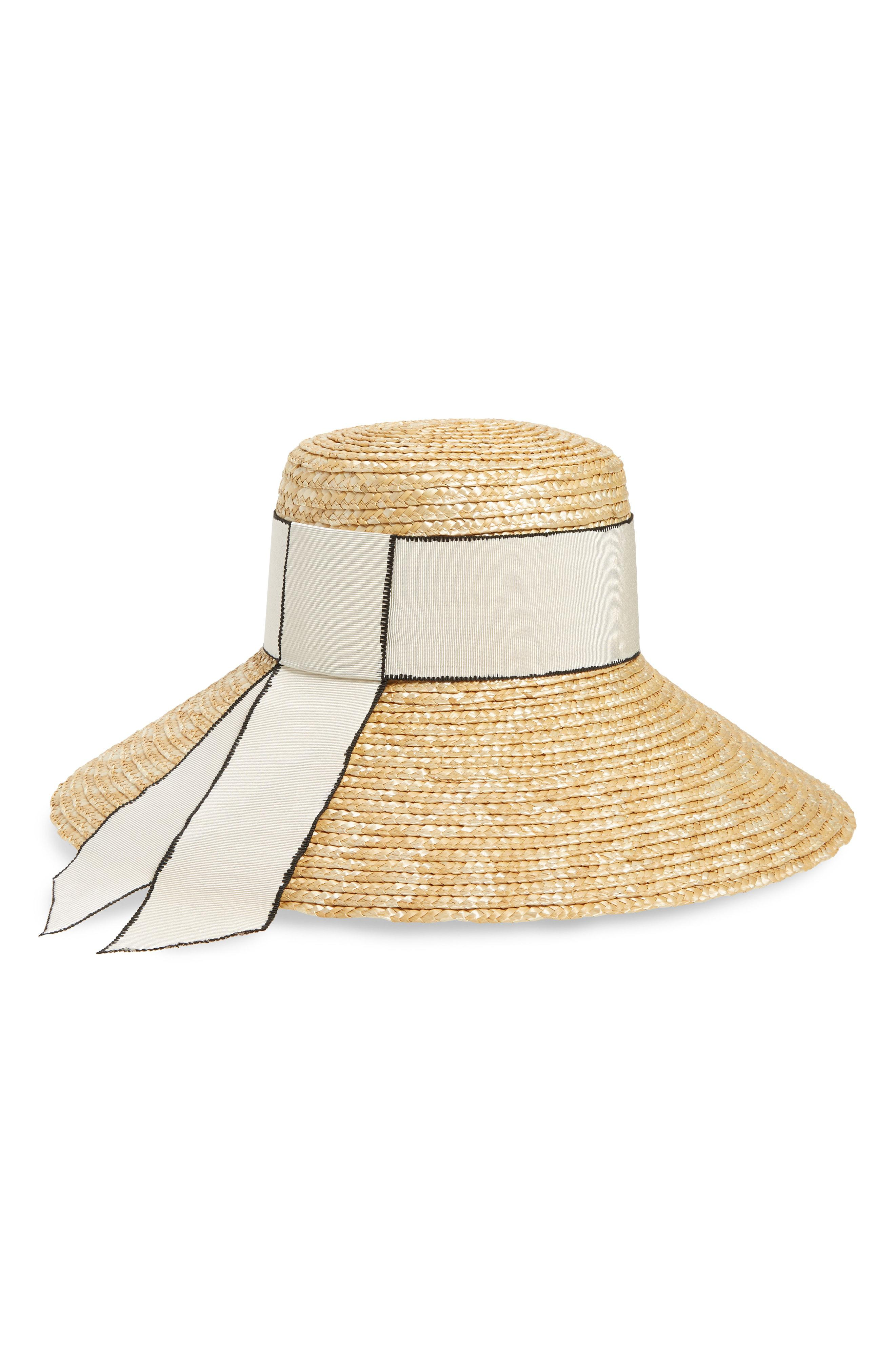 Lyst - Eugenia Kim Annabelle Straw Hat in Natural aa051404e106