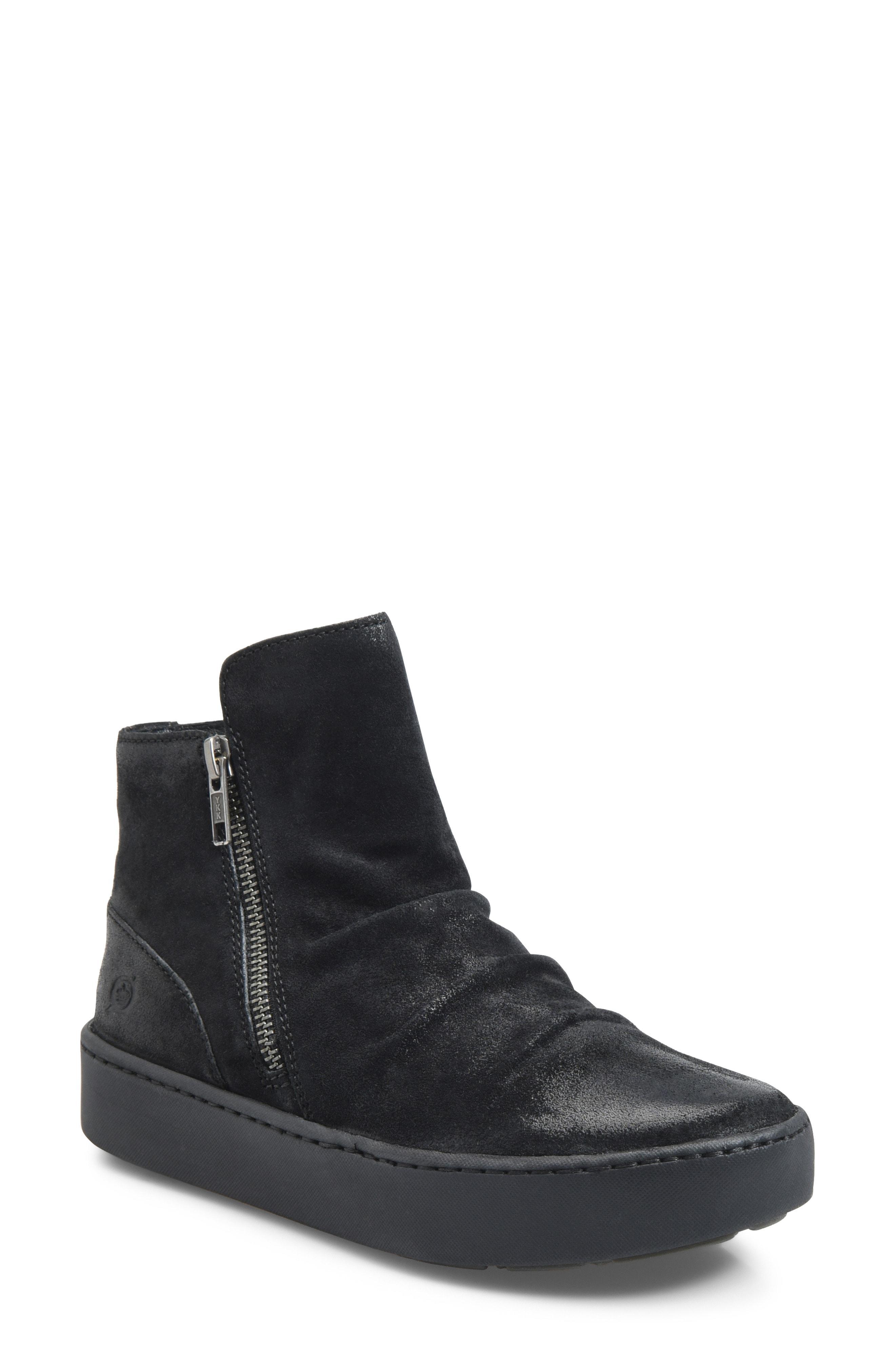 born scone sneaker boot