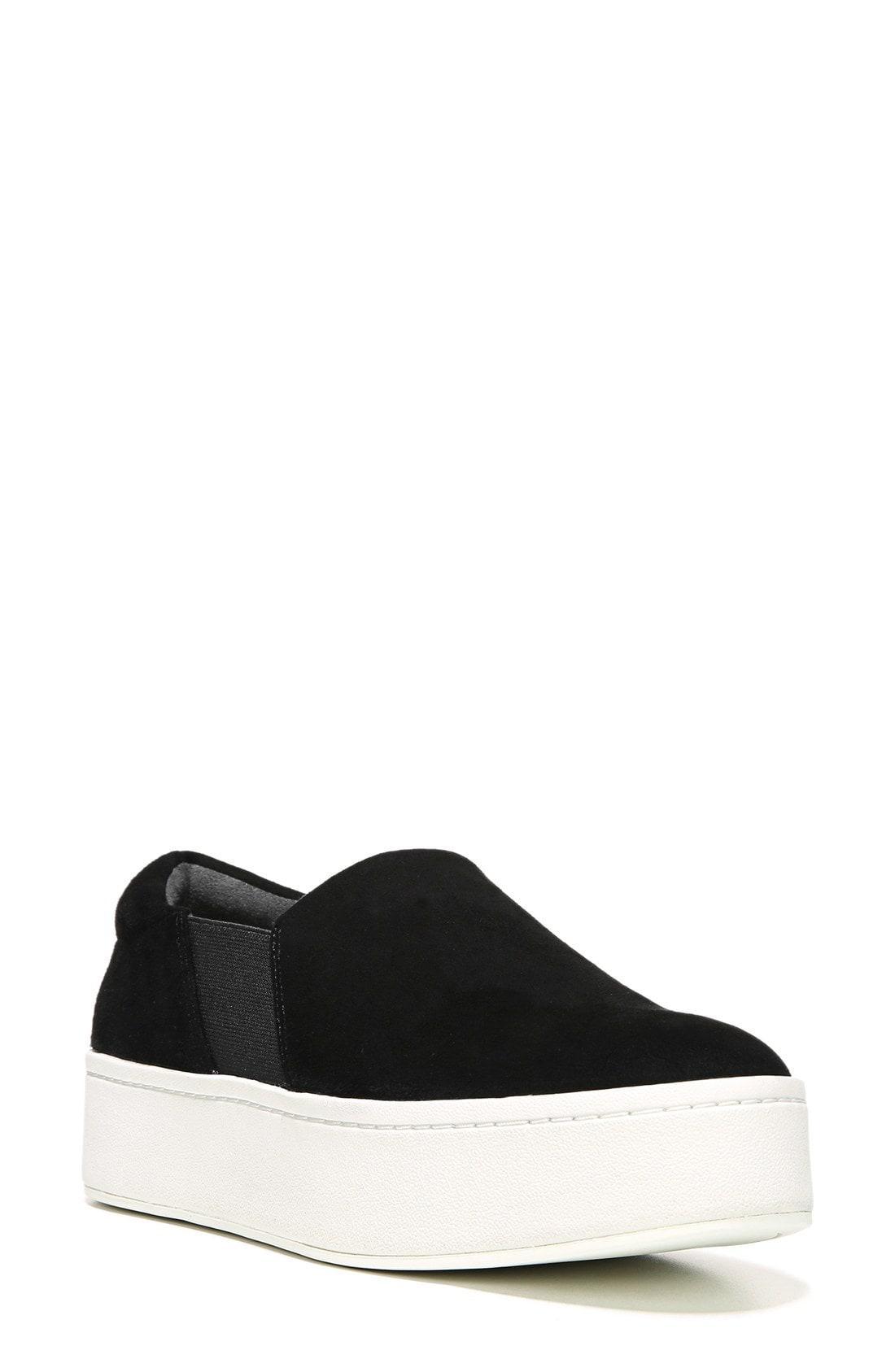 4fcc9c9e61b Lyst - Vince  Warren  Slip-on Sneaker in Black