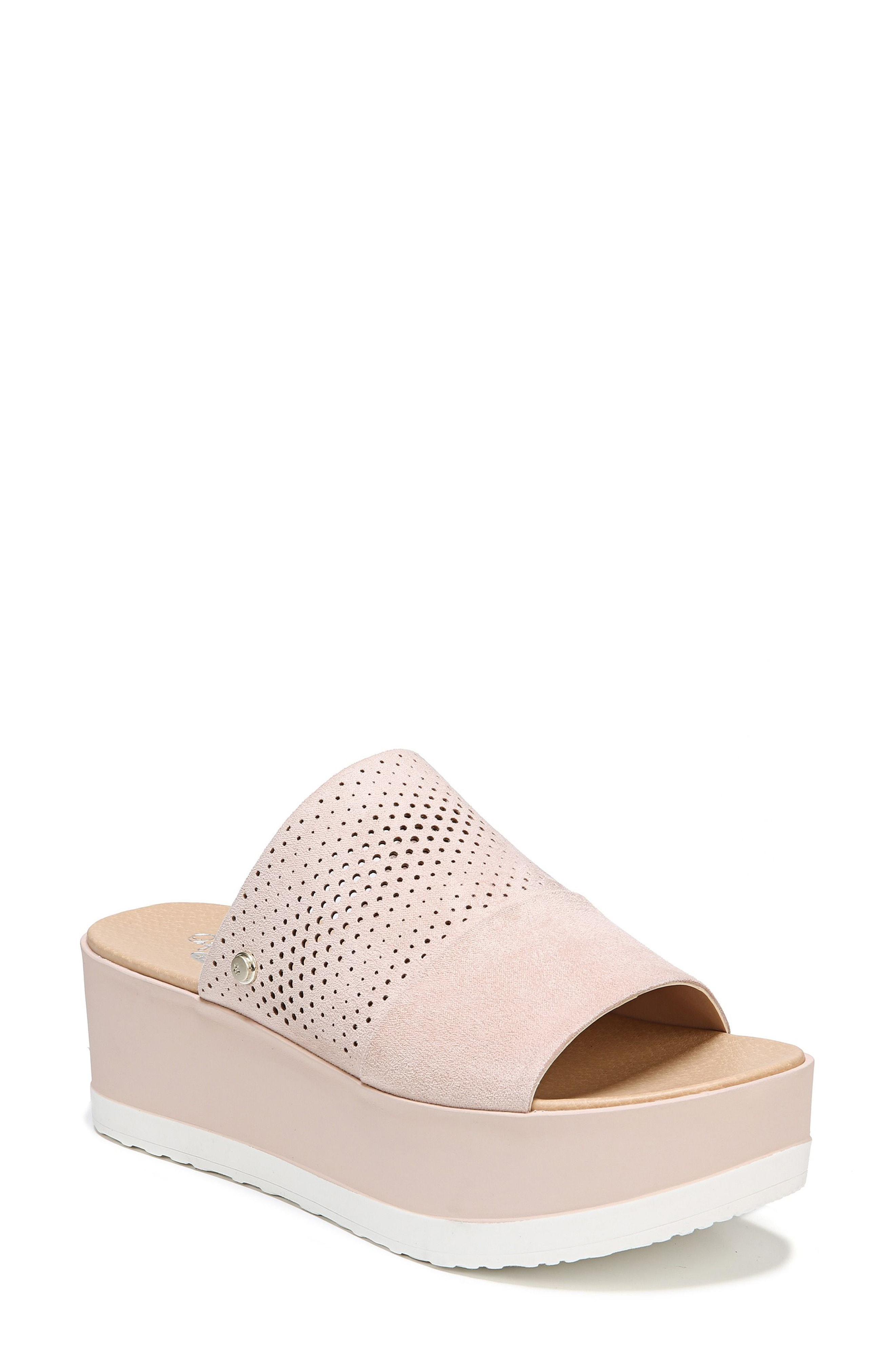 9d34e11f4c8d Lyst - Dr. Scholls Collins Platform Sandal in Pink - Save ...