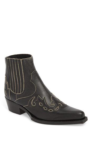 Calvin Klein Men's Calvin Klein Cal Calvert Cowboy Boot sKv98iLHK