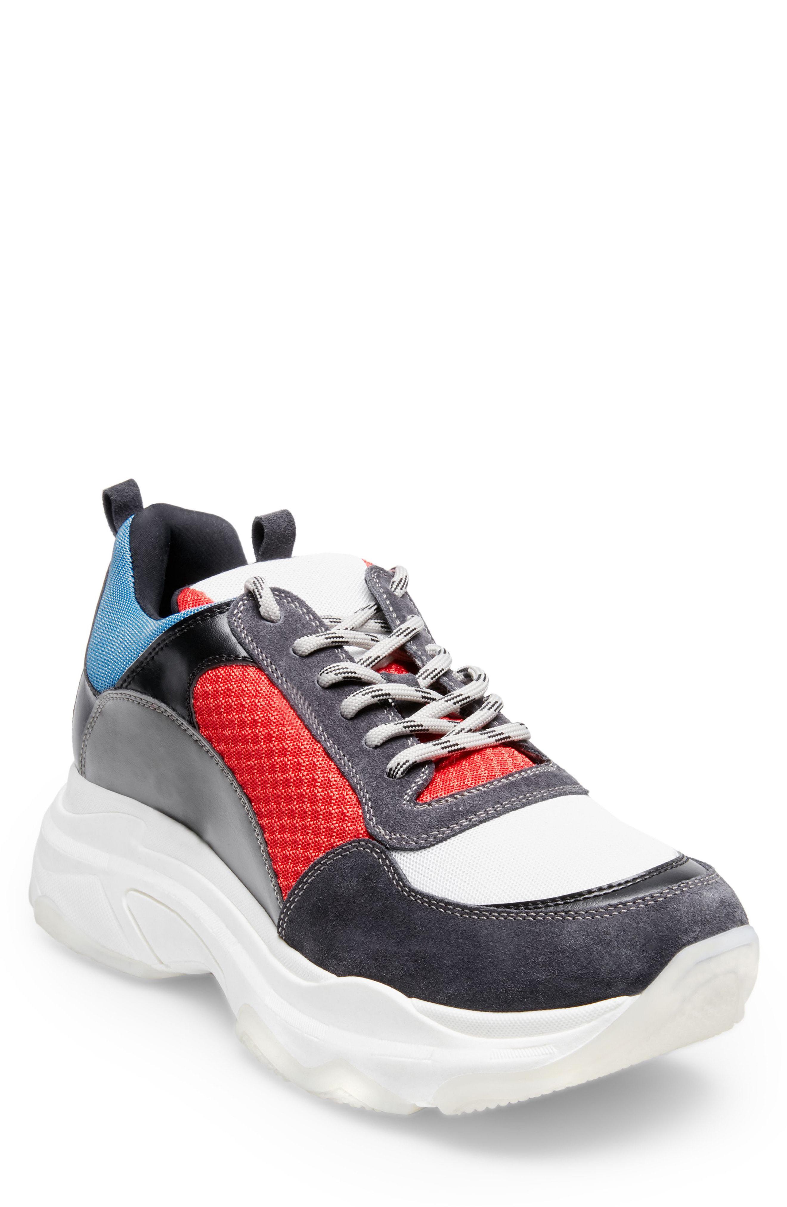 15acddb0d21 Steve Madden Multicolor Russell Platform Sneaker for men