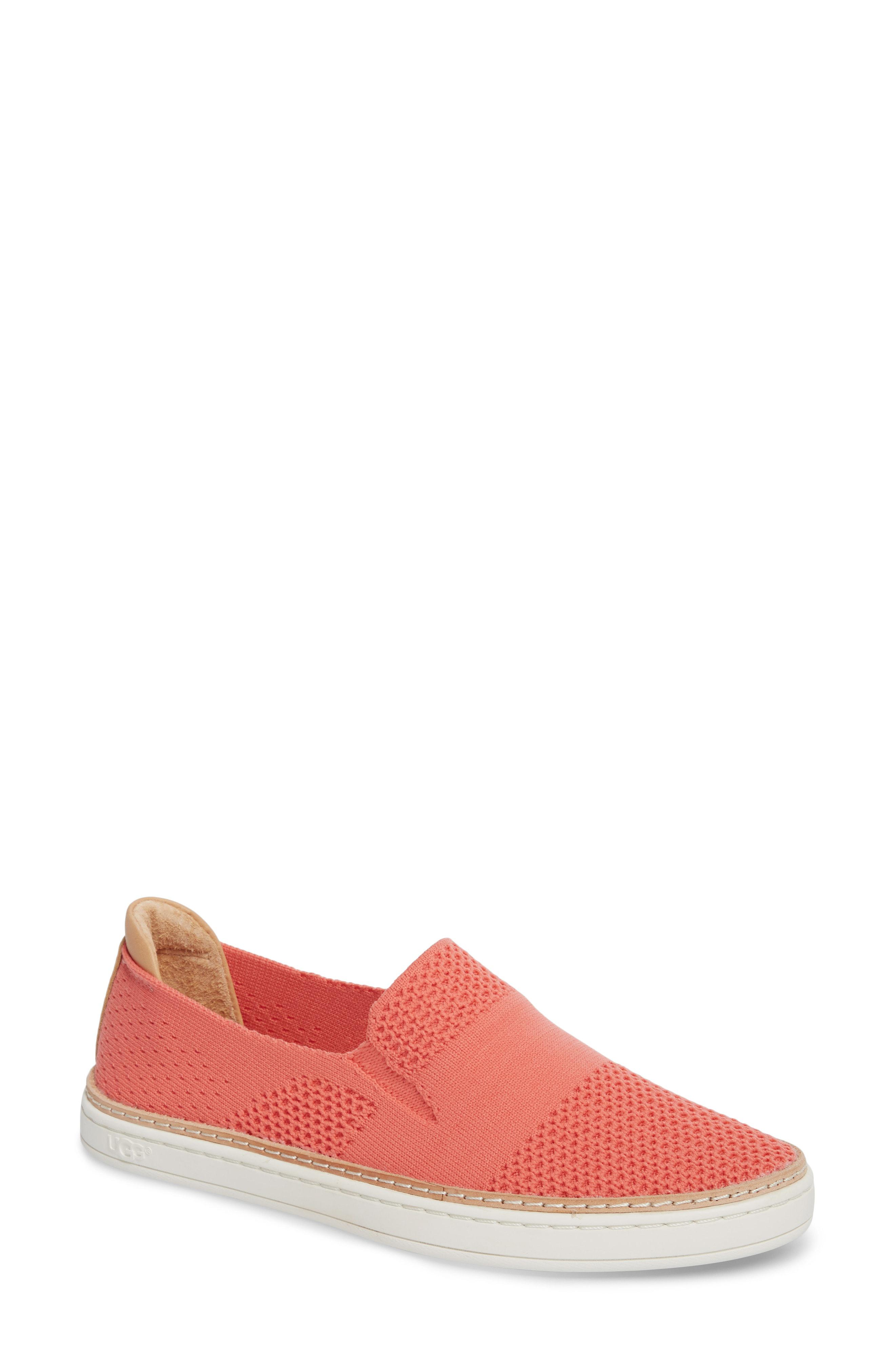 4ea784f9173 Lyst - UGG Ugg Sammy Sneaker in Pink