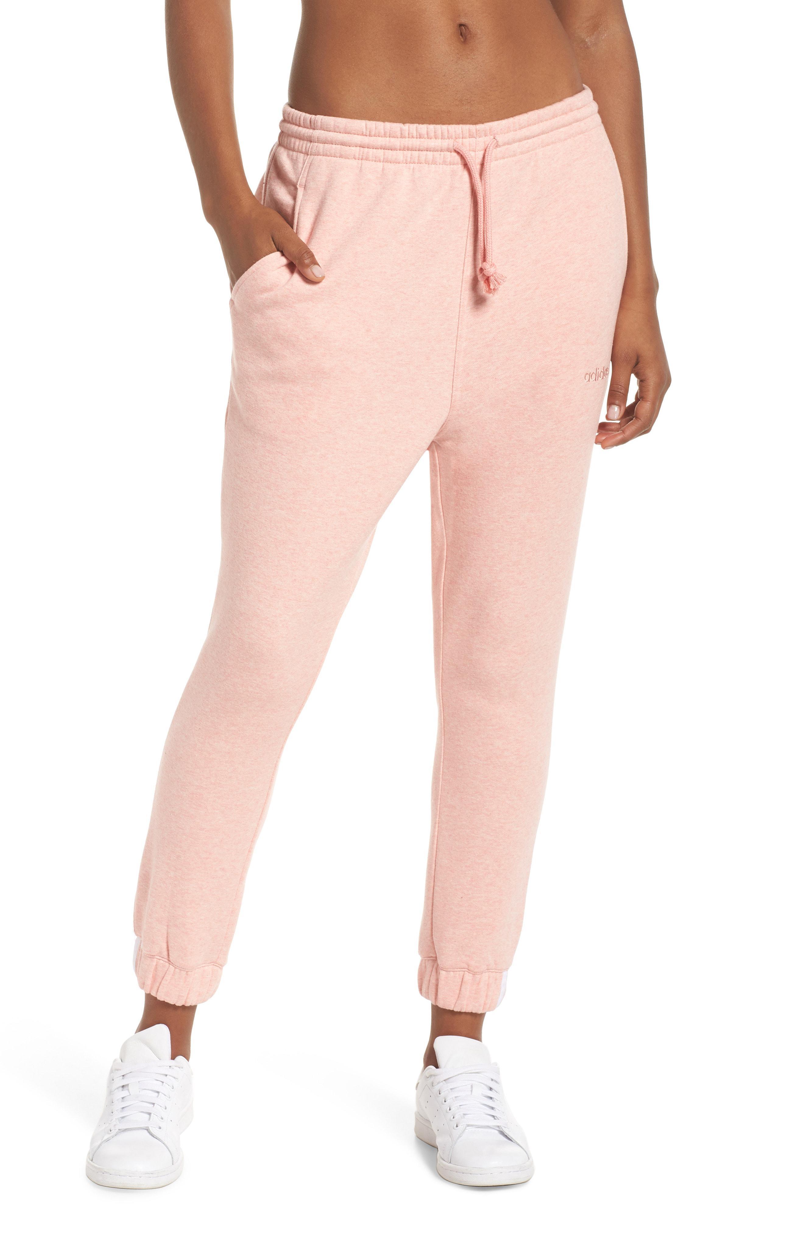Adidas Pink Originals Coeeze Sweatpants