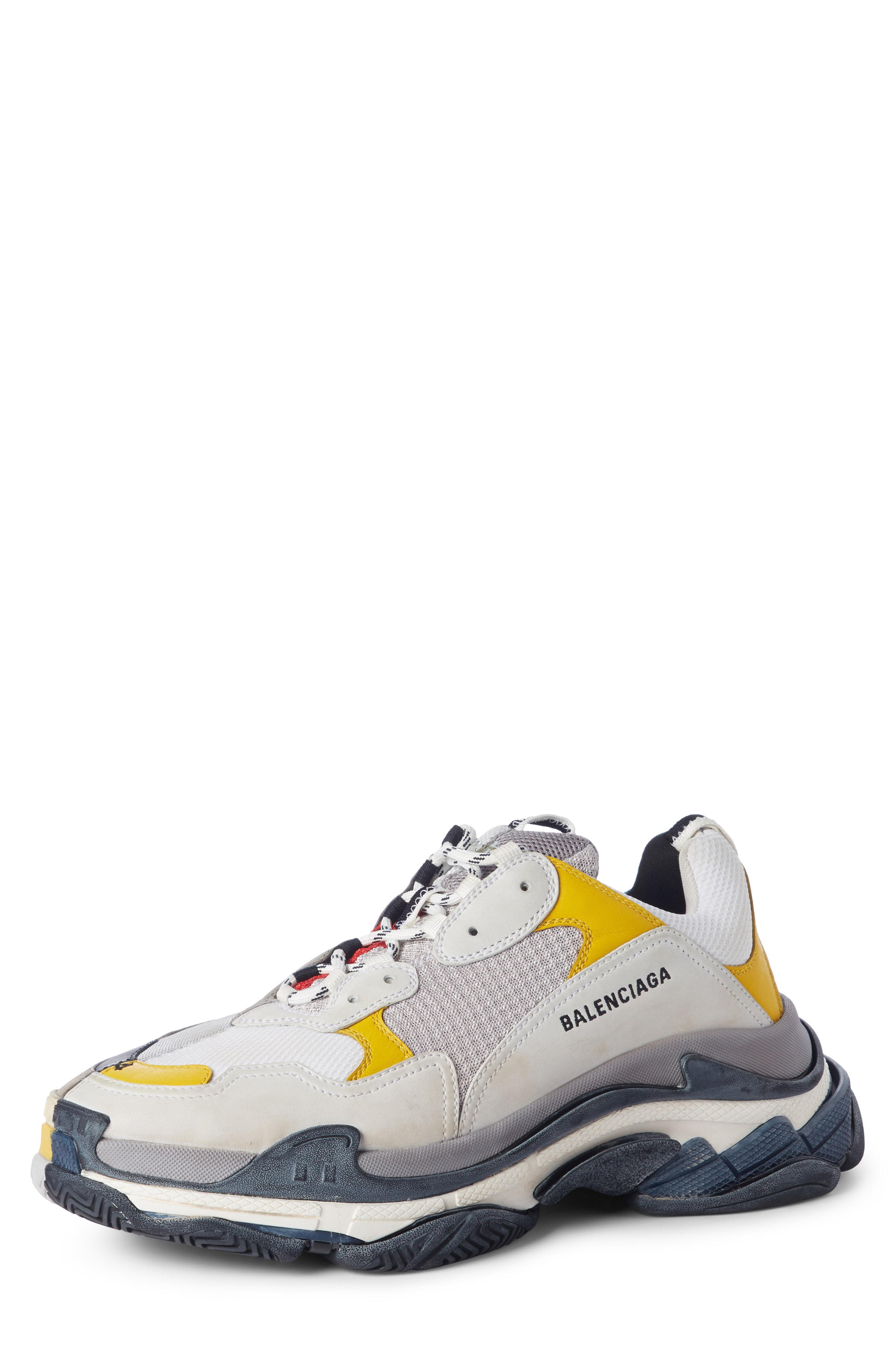 Lyst - Balenciaga Triple-s Split Sneaker for Men 42b2505670
