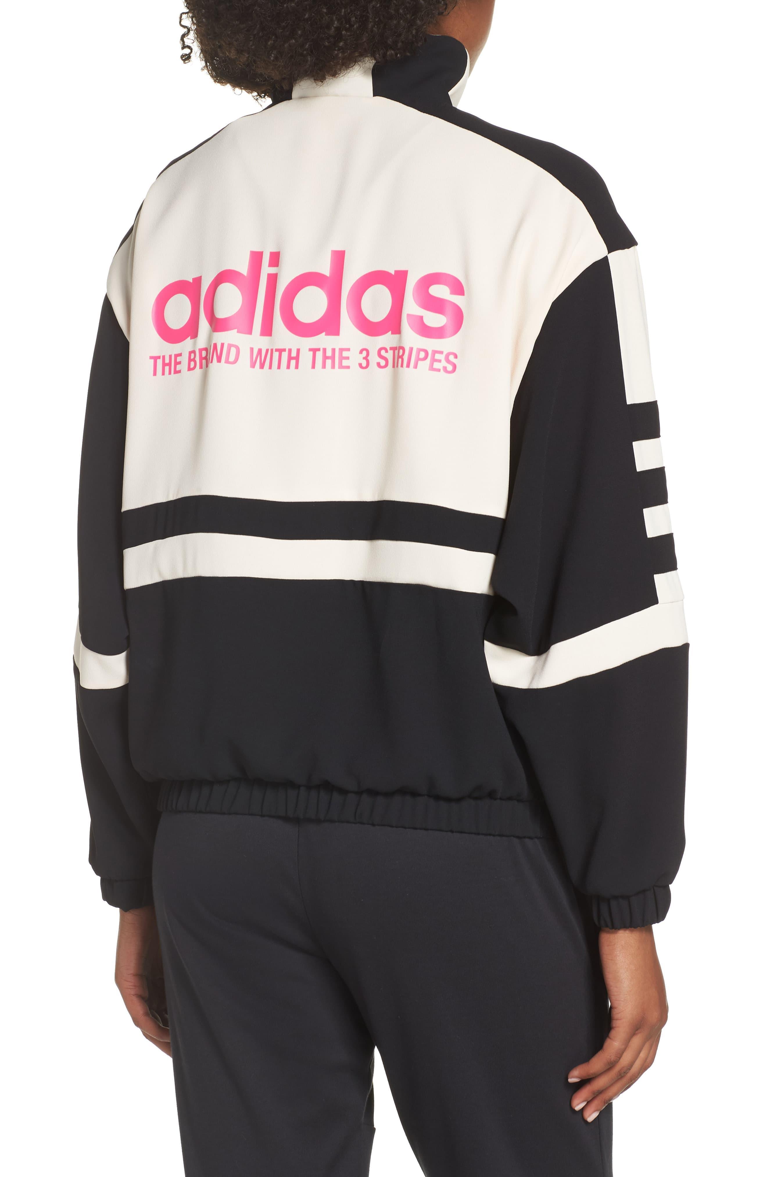 Adidas Originals Multicolor Moto Track Jacket
