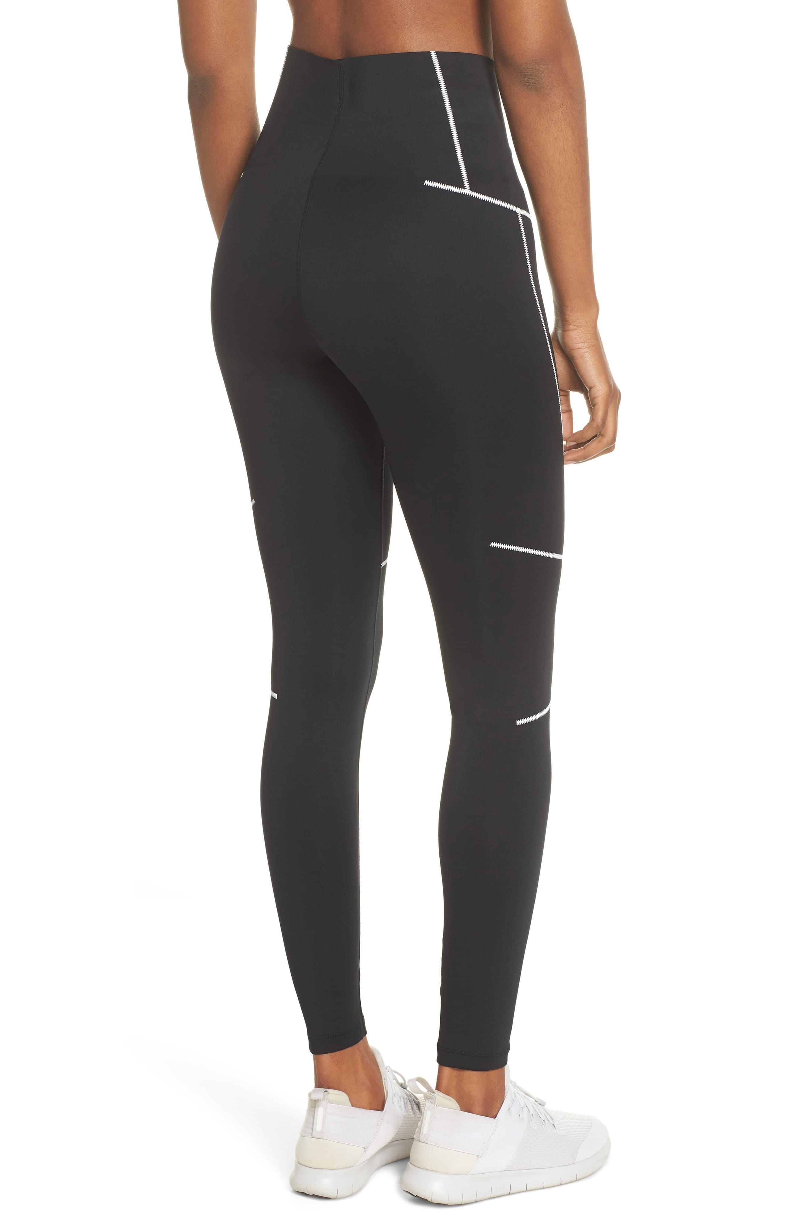 Nike Zigzag Dri-fit Training Tights in