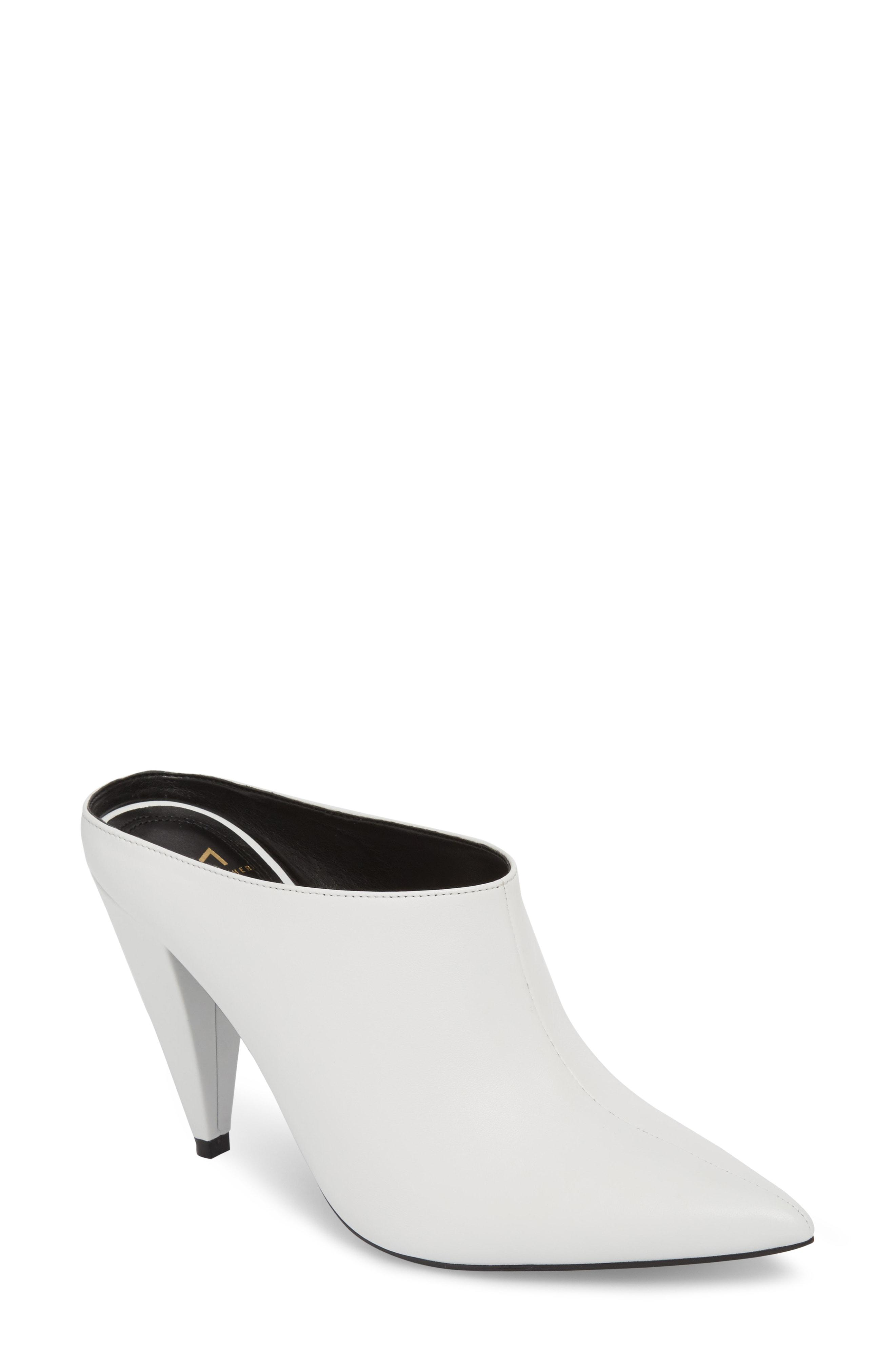 Marc Fisher Harlie Pointy Toe Mule in