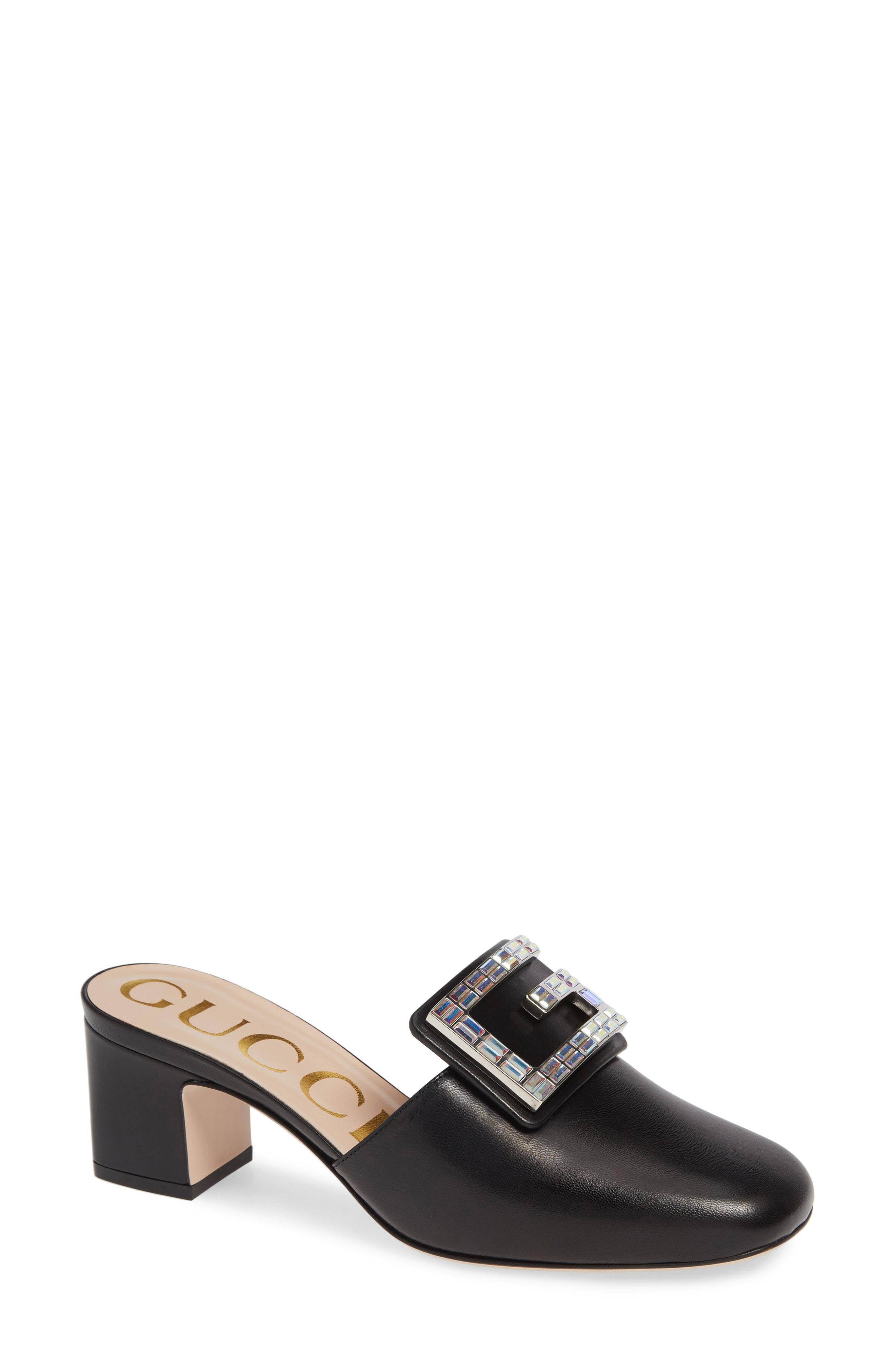 bca616777b1 Gucci. Women s Madelyn Crystal G Mule
