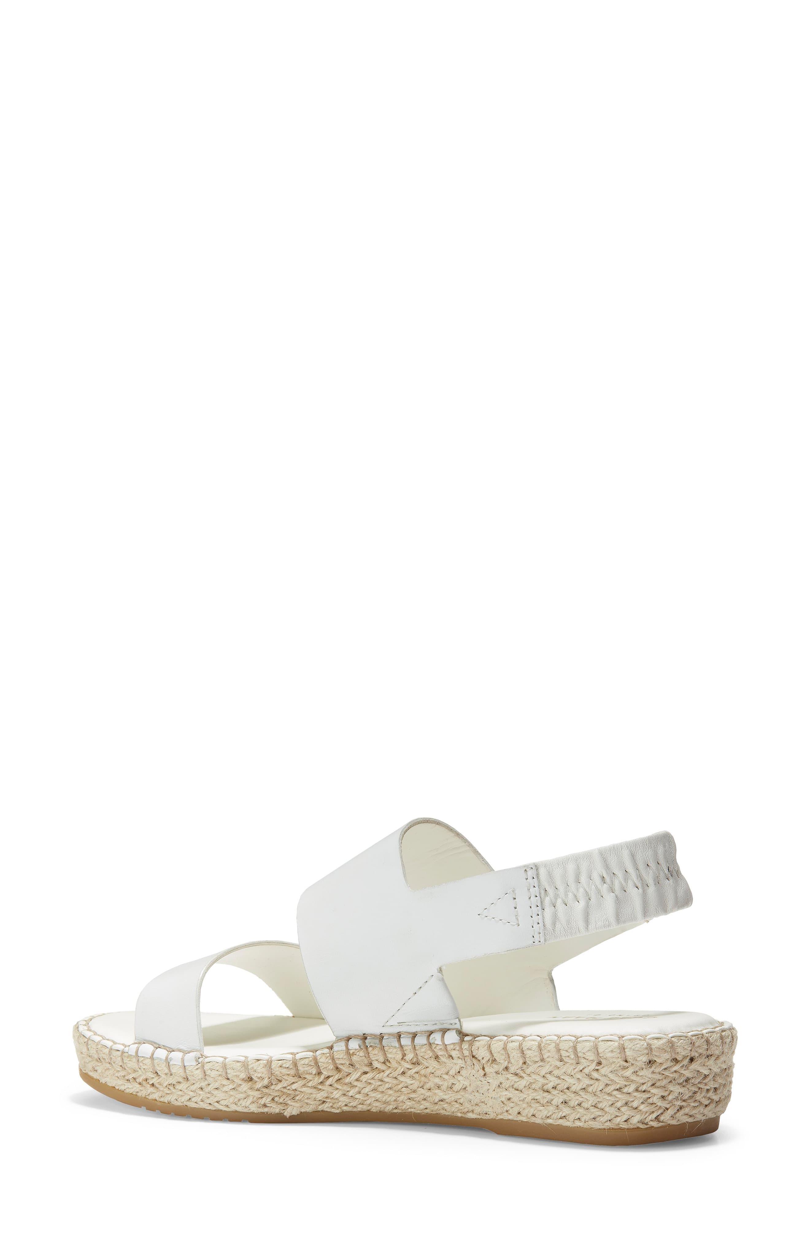 03073c43585 Women's White Cloudfeel Espadrille Sandals