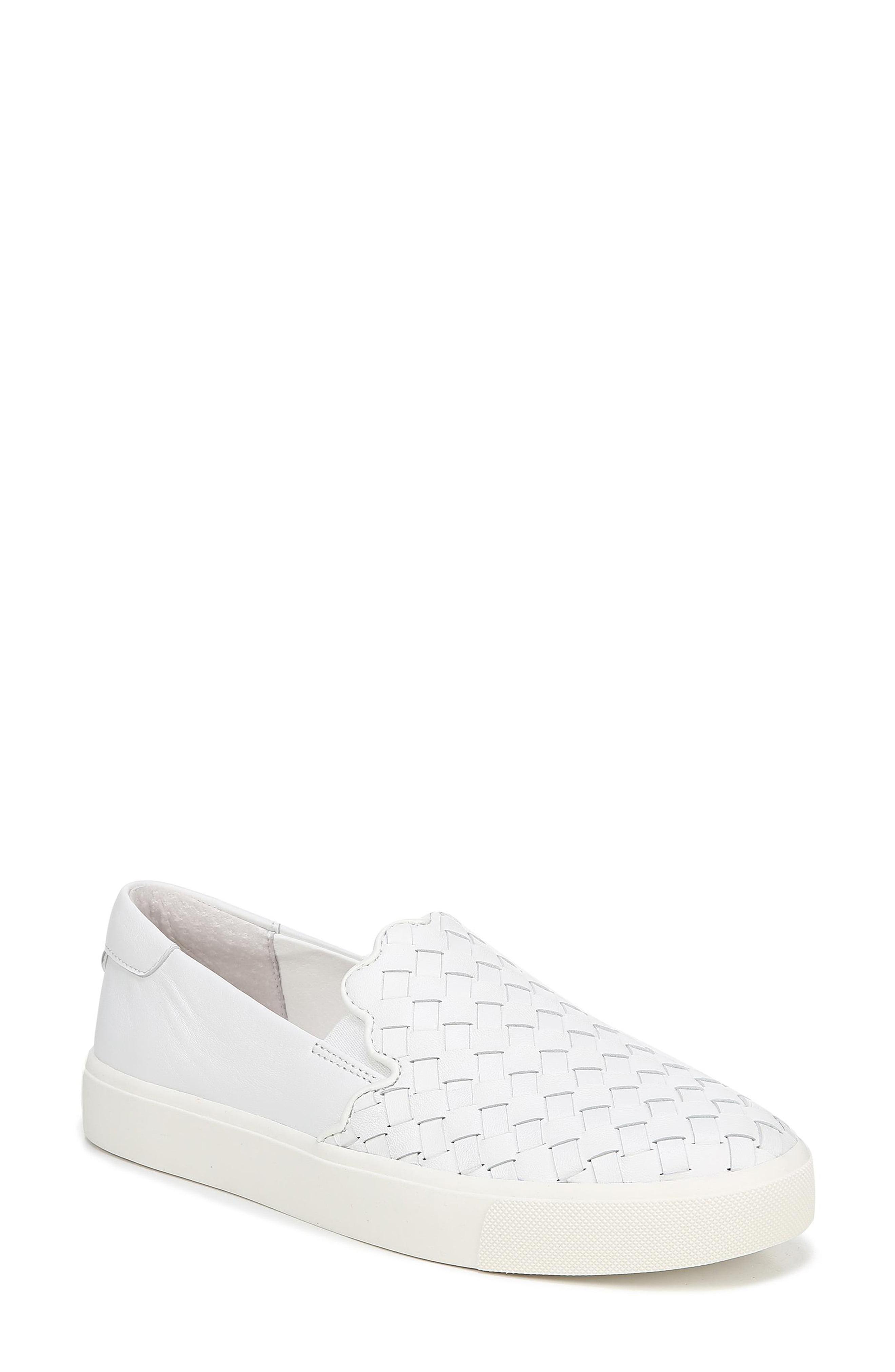 Sam Edelman Leather Eda Sneaker in