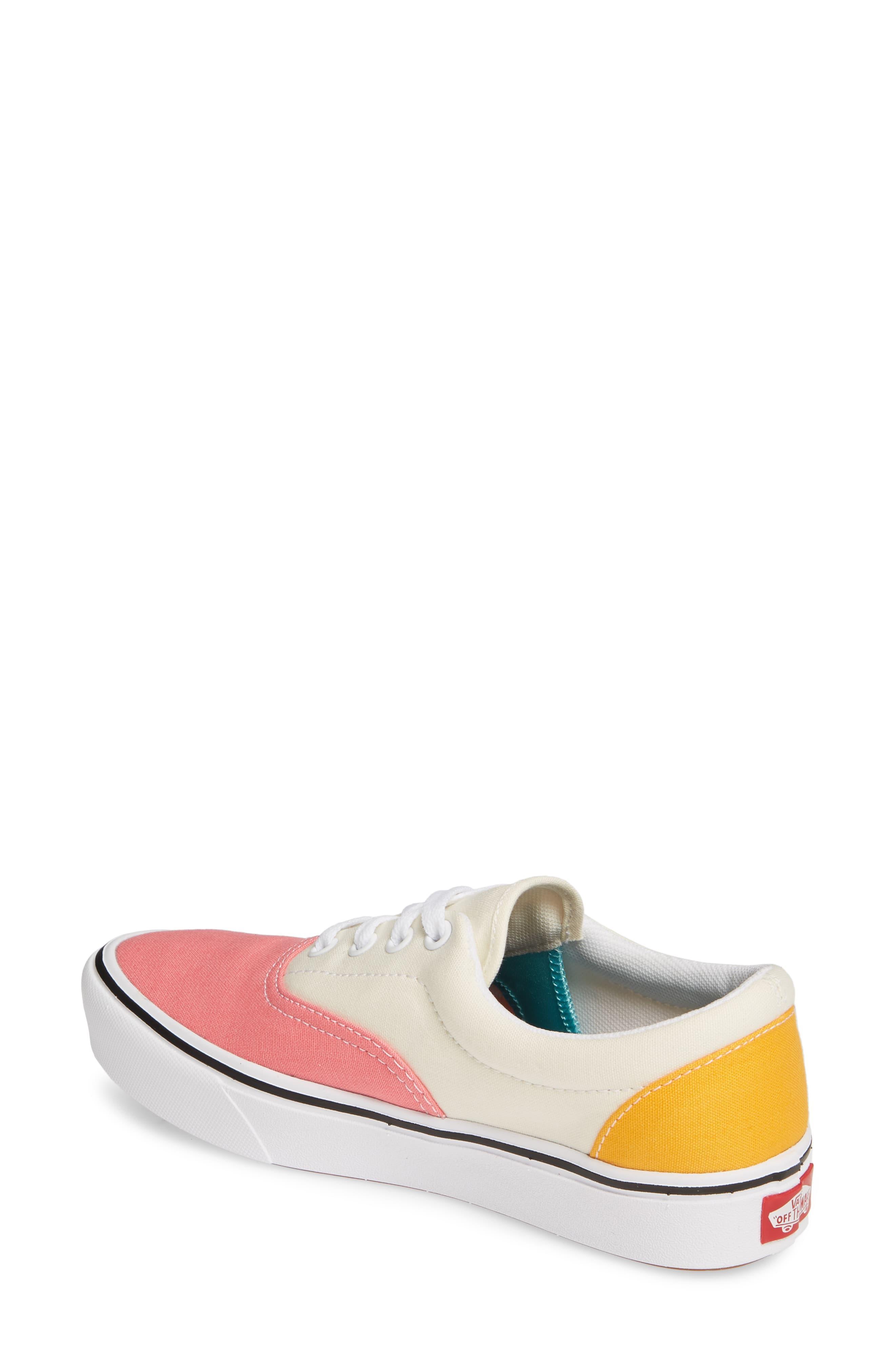 Vans Multicolor Comfycush Era Colorblock Sneaker