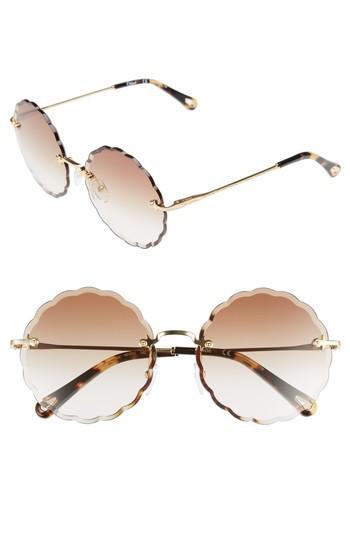 cce2549d4b30b Chloe Women s 60mm Sunglasses