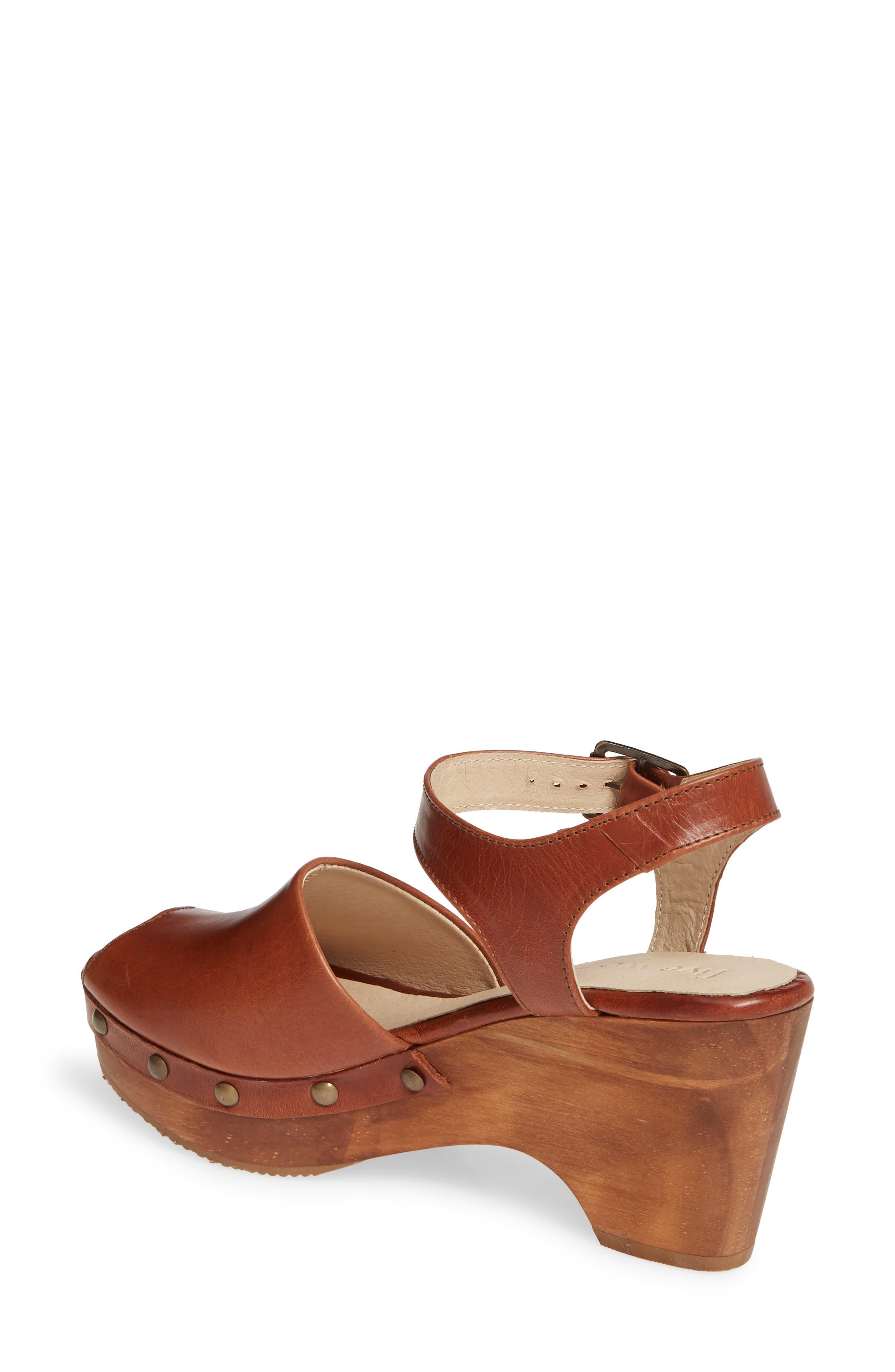 Cordani Leather Zeda Sandal In Brown Lyst