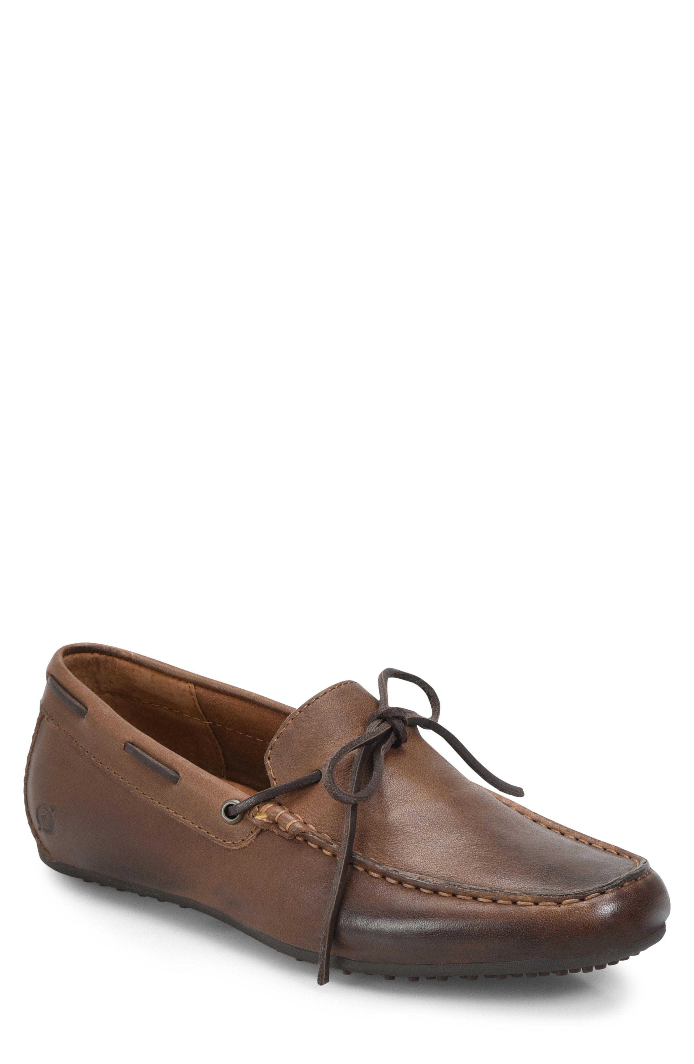 e0929bb4009 Lyst - Born B rn Virgo Driving Shoe in Brown for Men - Save ...