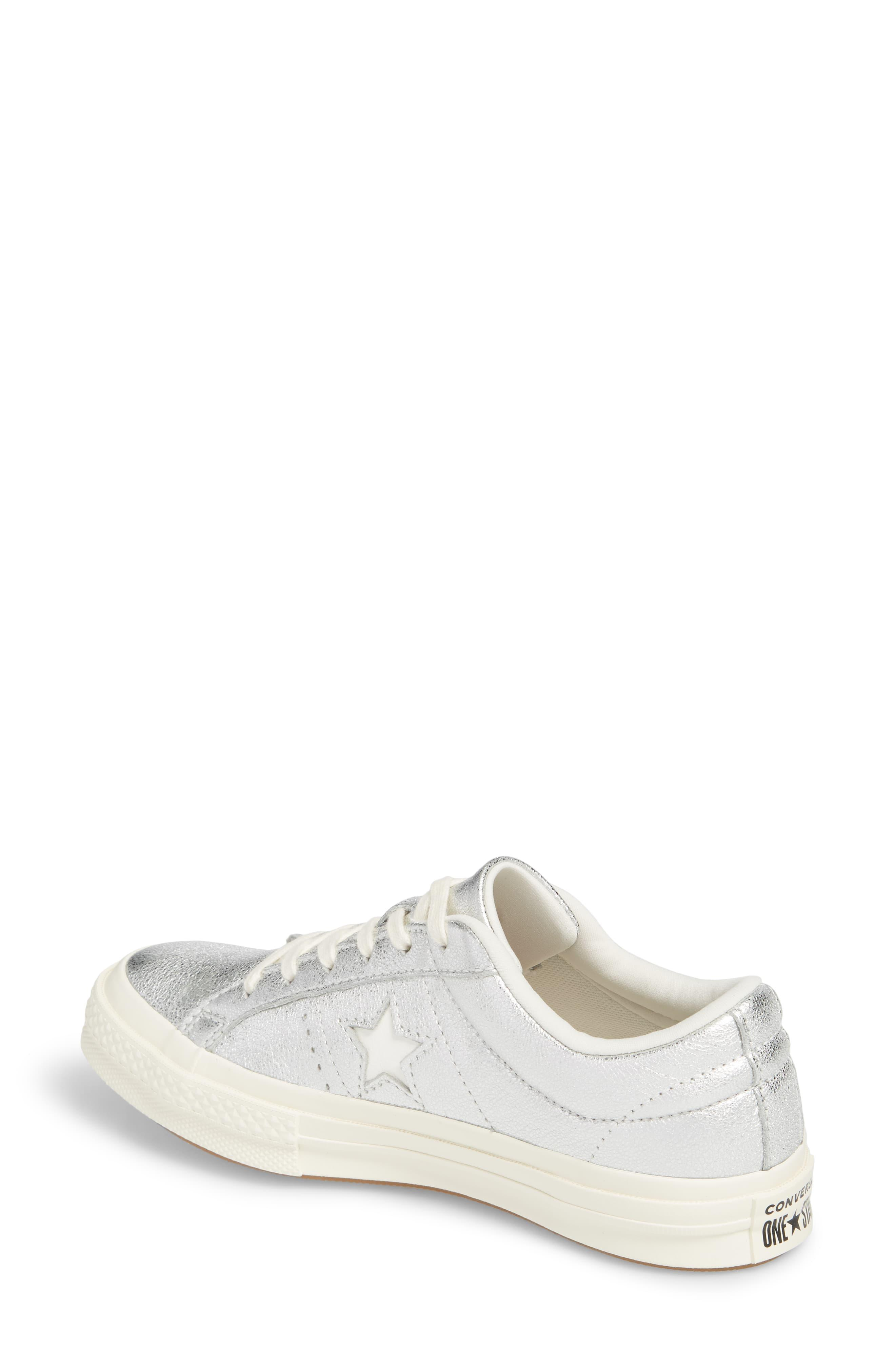 Converse One Star Heavy Metal Low Top