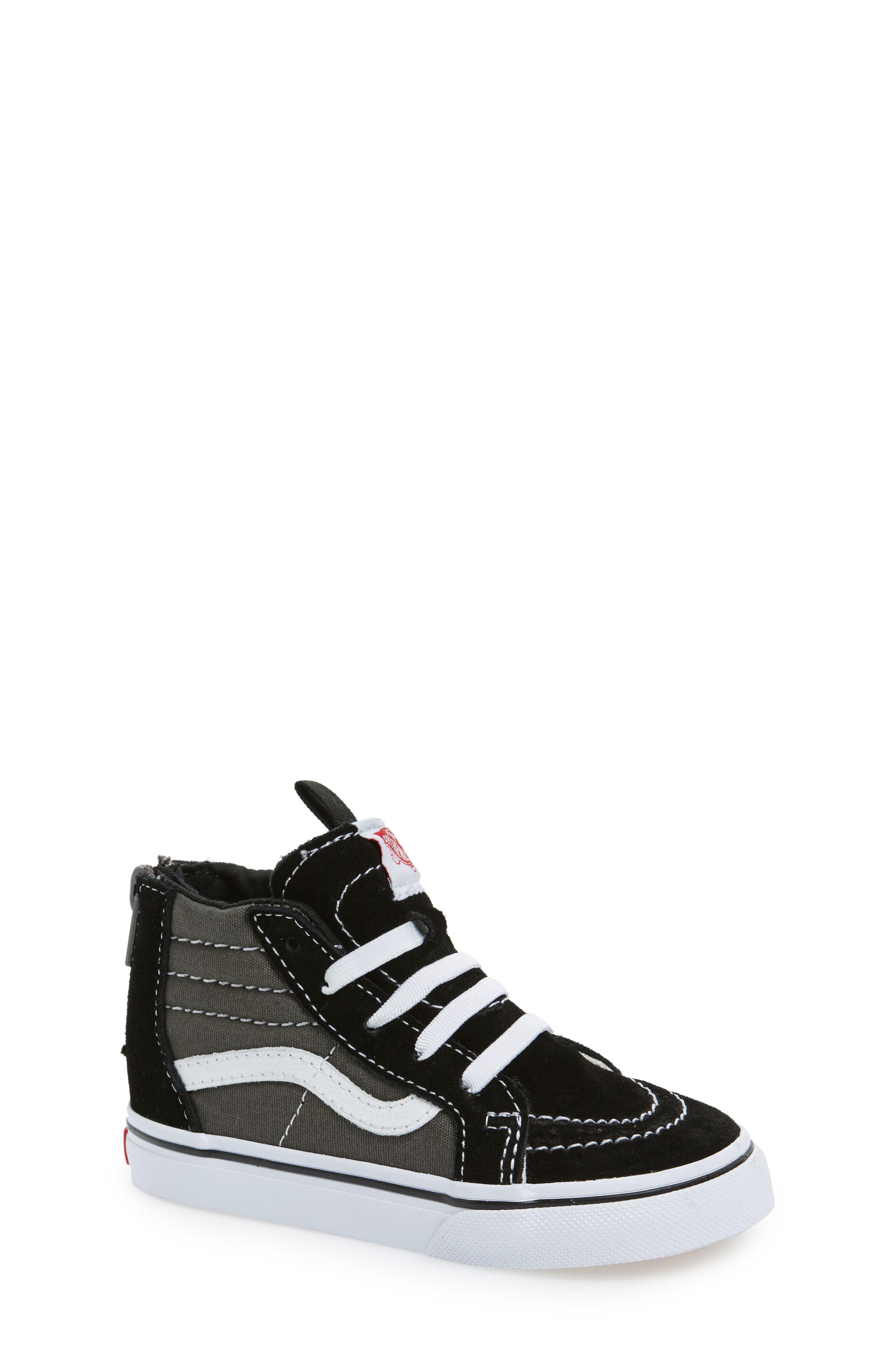 d9c11a77643e Lyst - Vans  sk8-hi  Sneaker in Black for Men