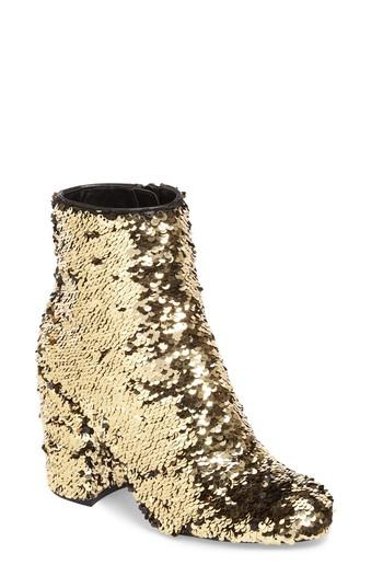 Steve Madden Georgia Sequin Boots in