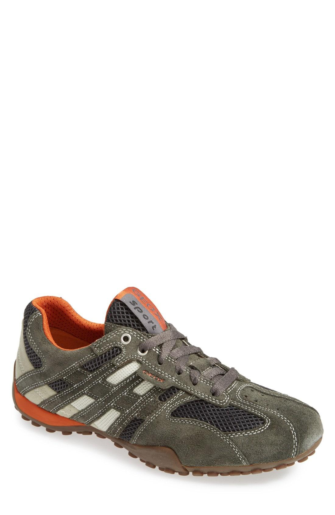 Lyst - Geox Uomo Snake 94 Sneakers in Gray for Men - Save 22% bb3496c8be1