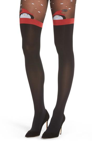 265209dafac Gallery. Previously sold at  Nordstrom · Women s Black Tights