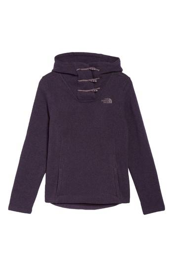 06a7aaa4f The North Face Multicolor Crescent Hooded Pullover