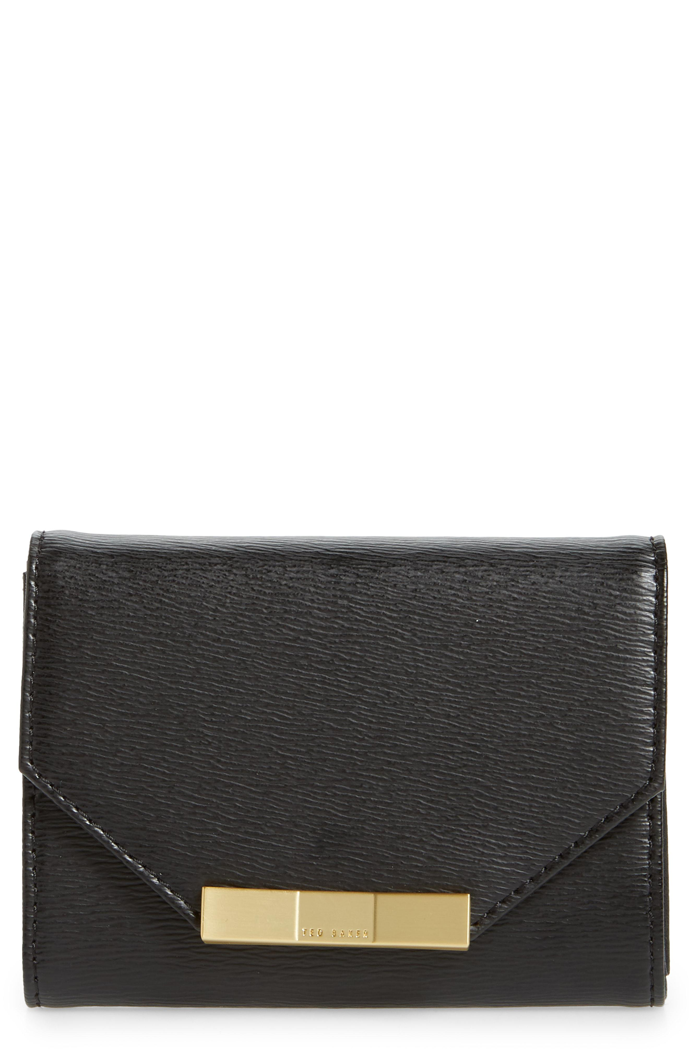 63ed74bbae981e Ted Baker Bow Wallet - Best Photo Wallet Justiceforkenny.Org