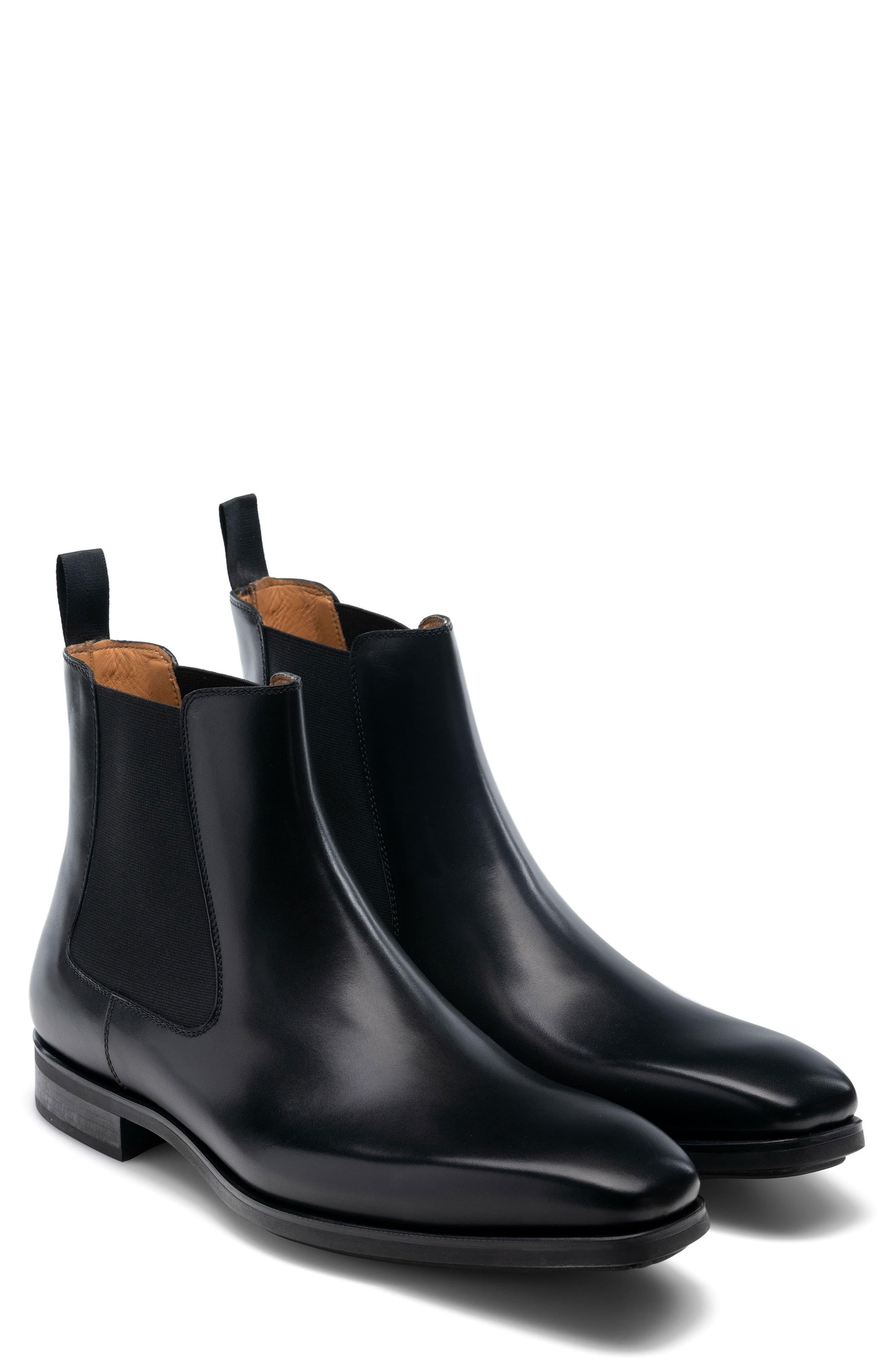 Leather Riley Diversa Chelsea Boot