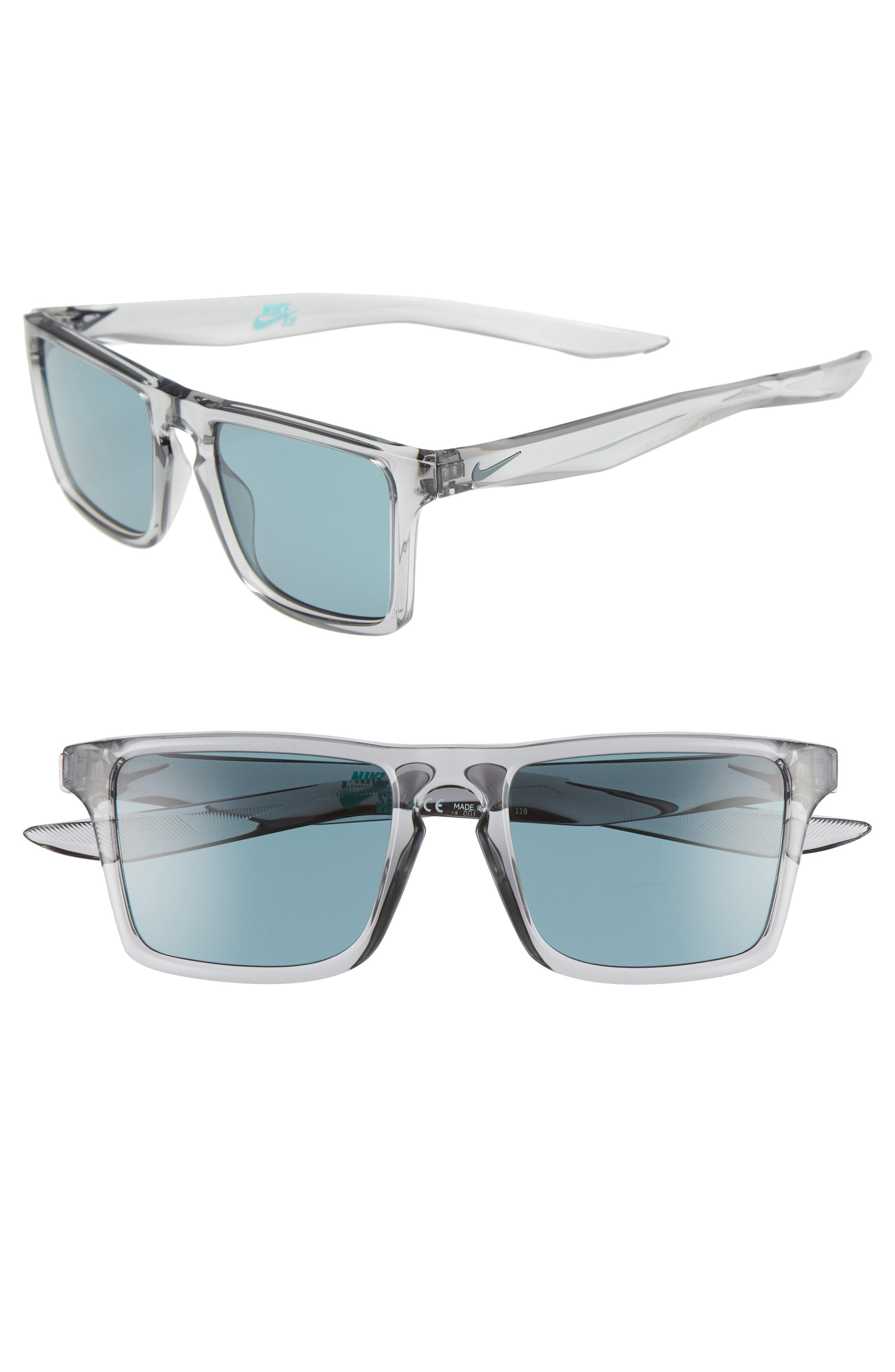 45597bd0ea8 Lyst - Nike Verge 52mm Sunglasses - Wolf Grey  Teal in Gray for Men