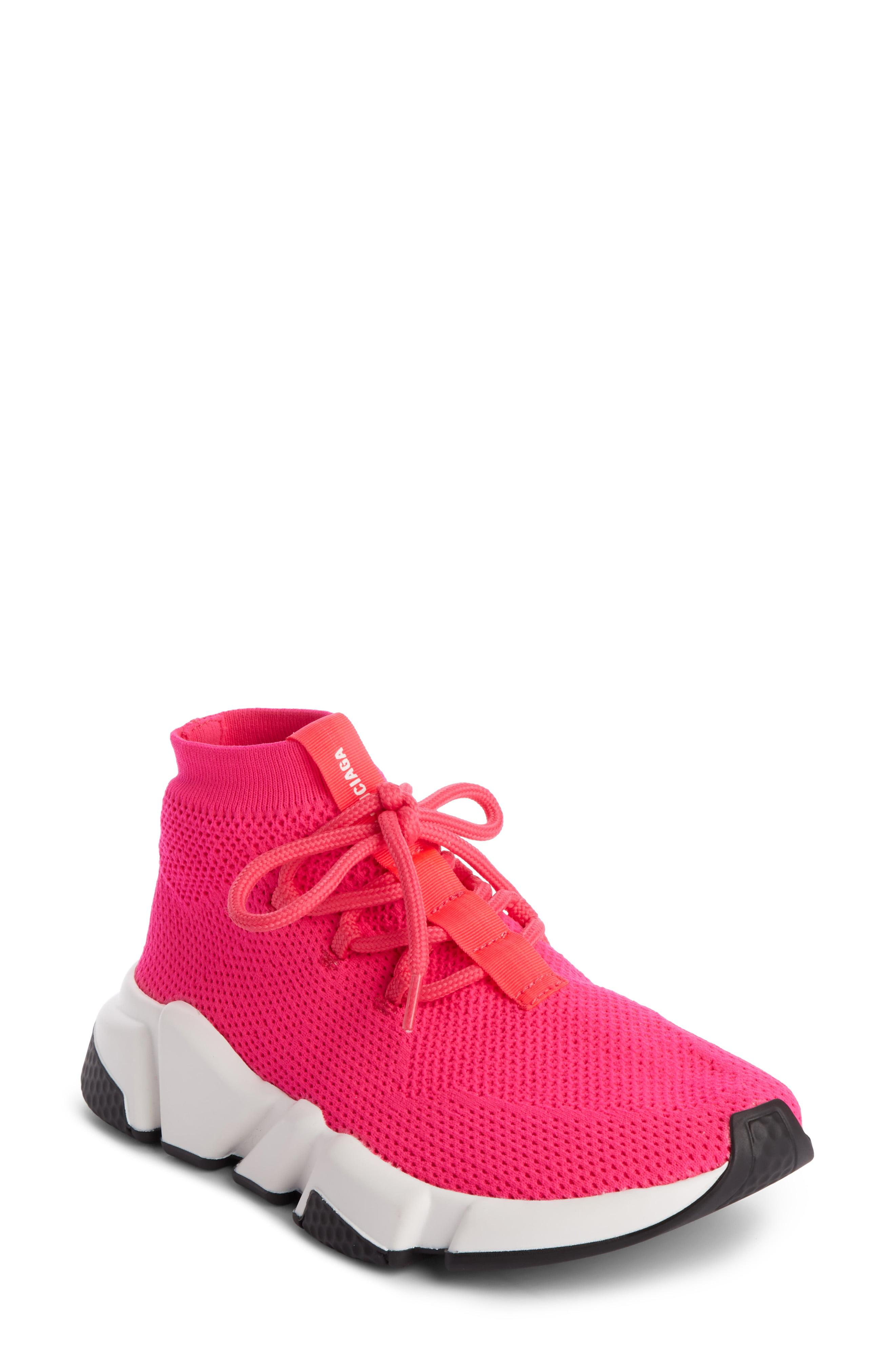 Balenciaga Speed Lace-up Sneakers in