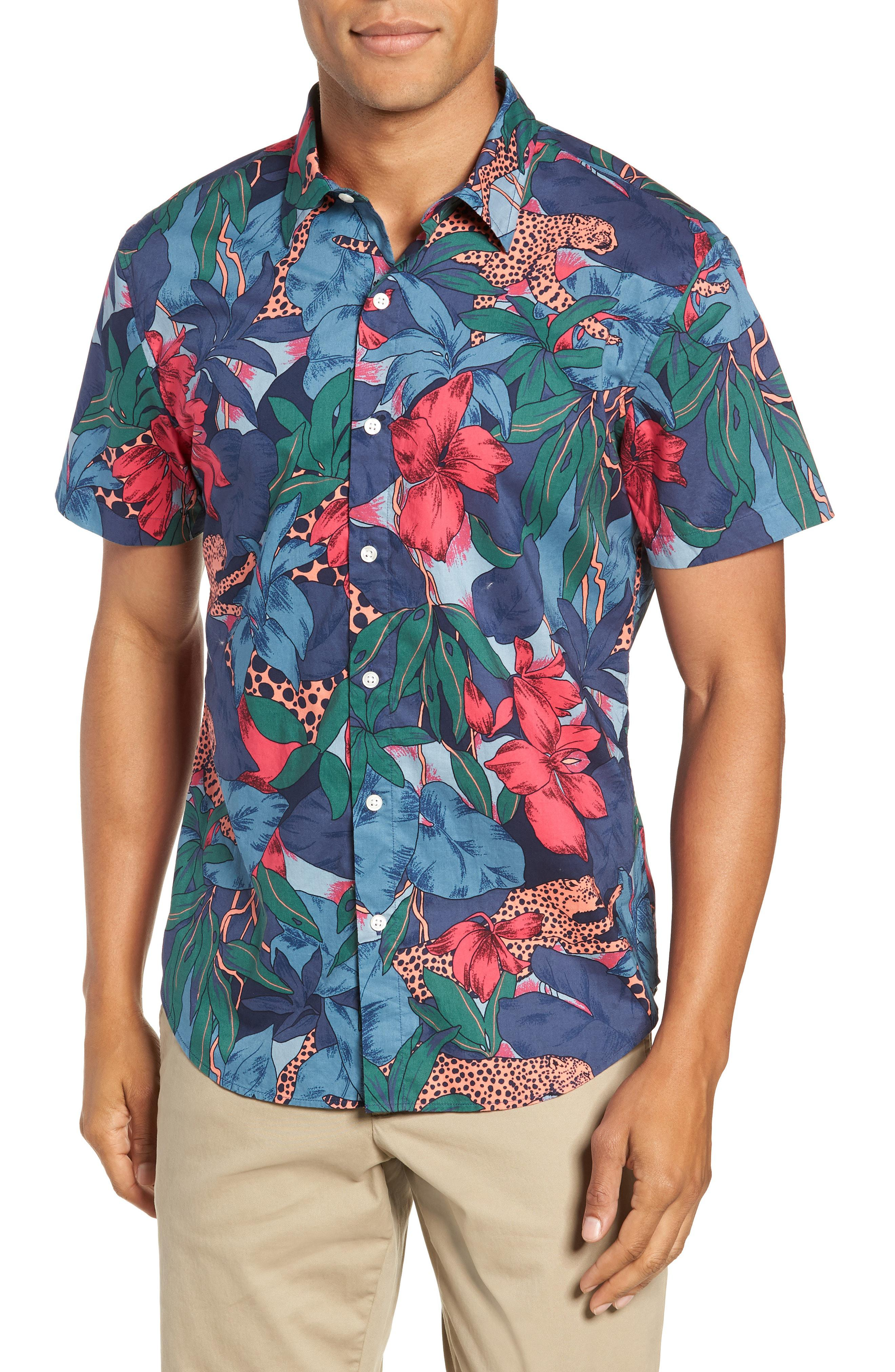 Dolce Gabbana Sport Print Riviera Shirt picture