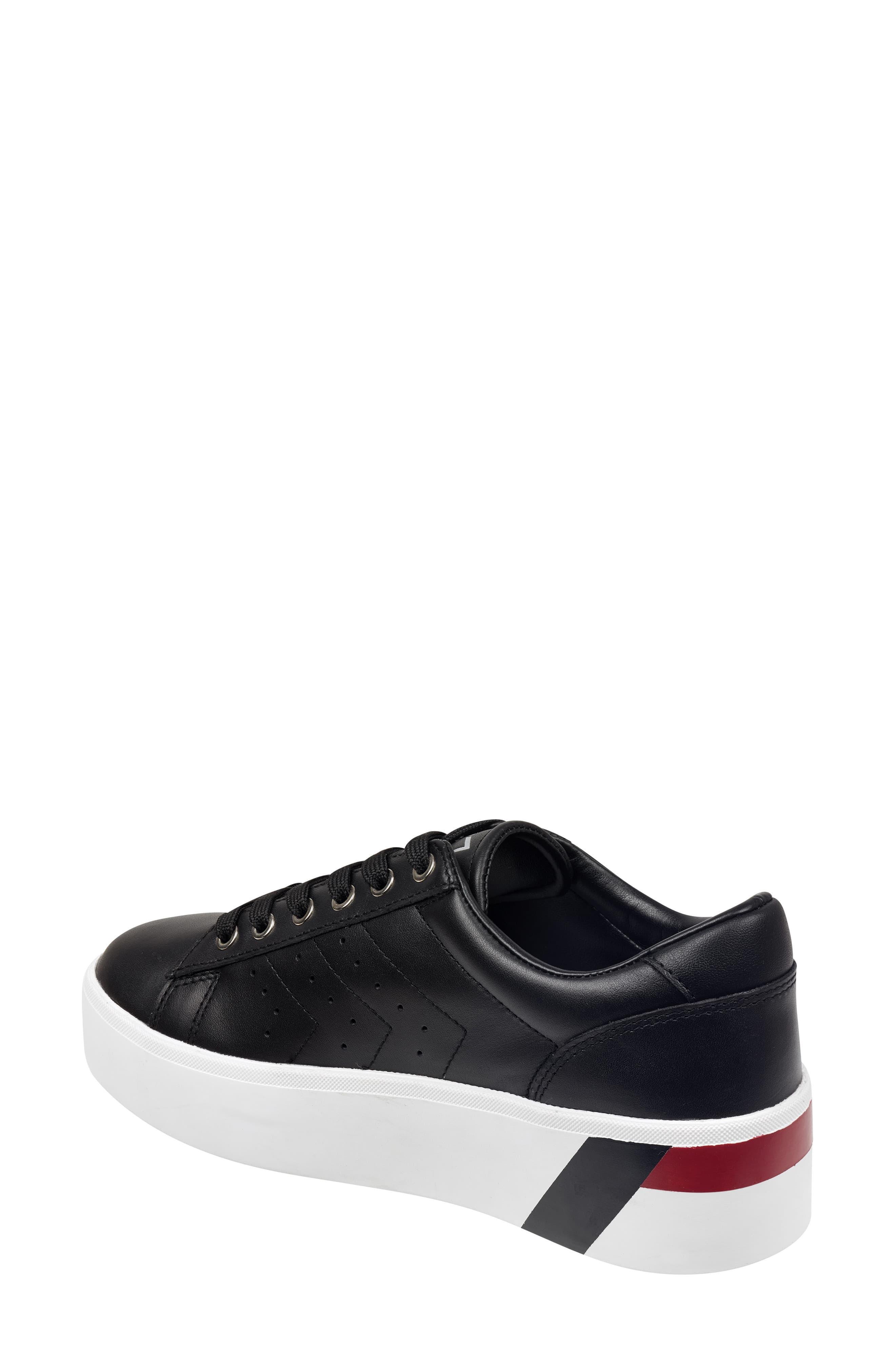 Marc Fisher Tony Sneaker in Black